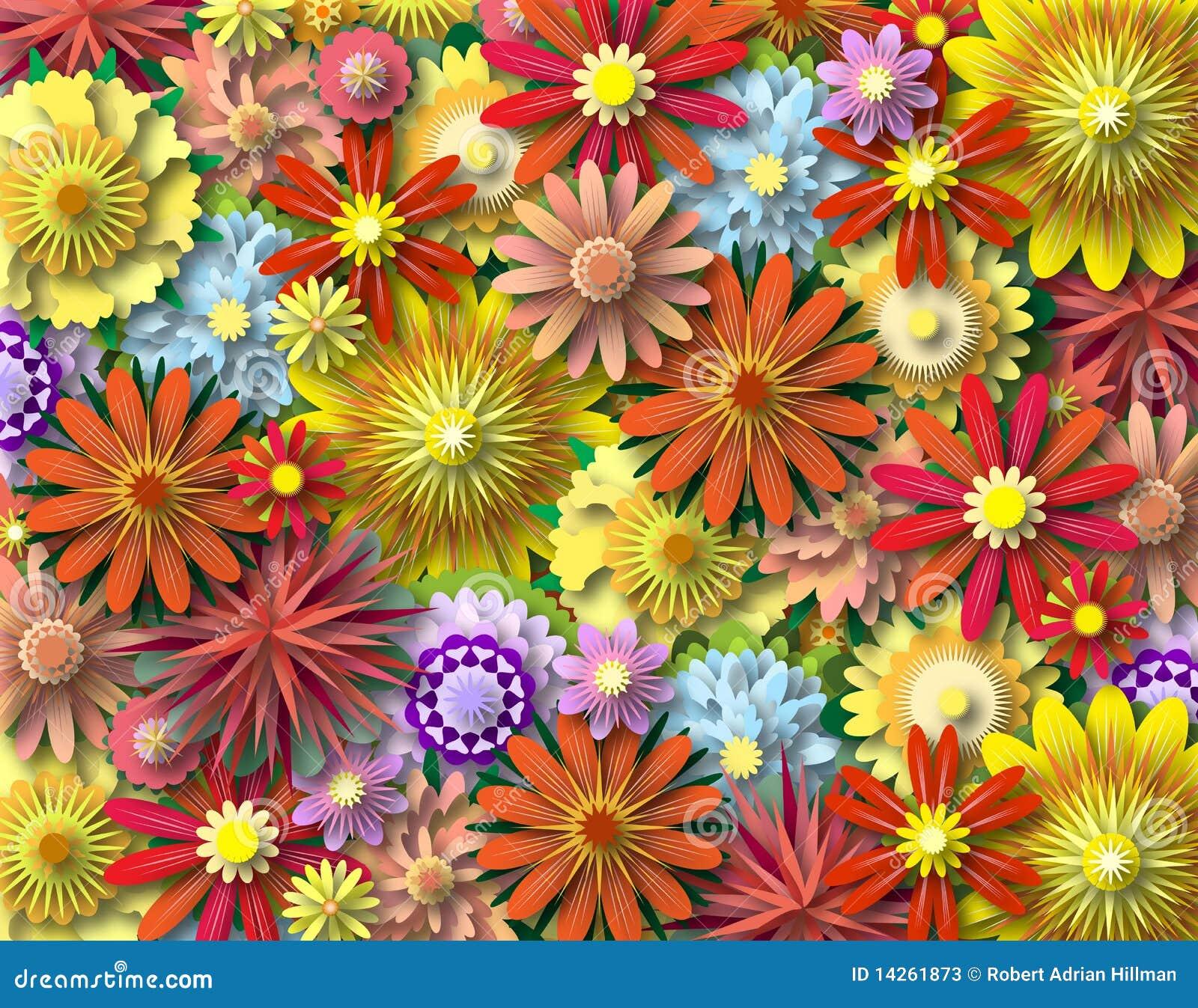 Potência de flor