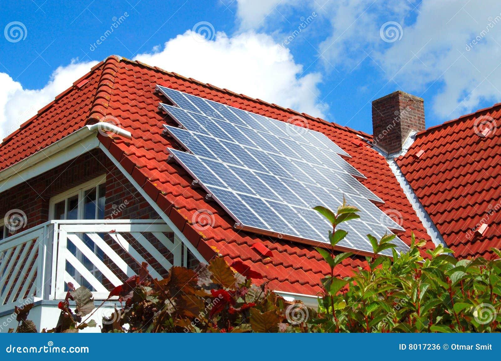 Potência solar