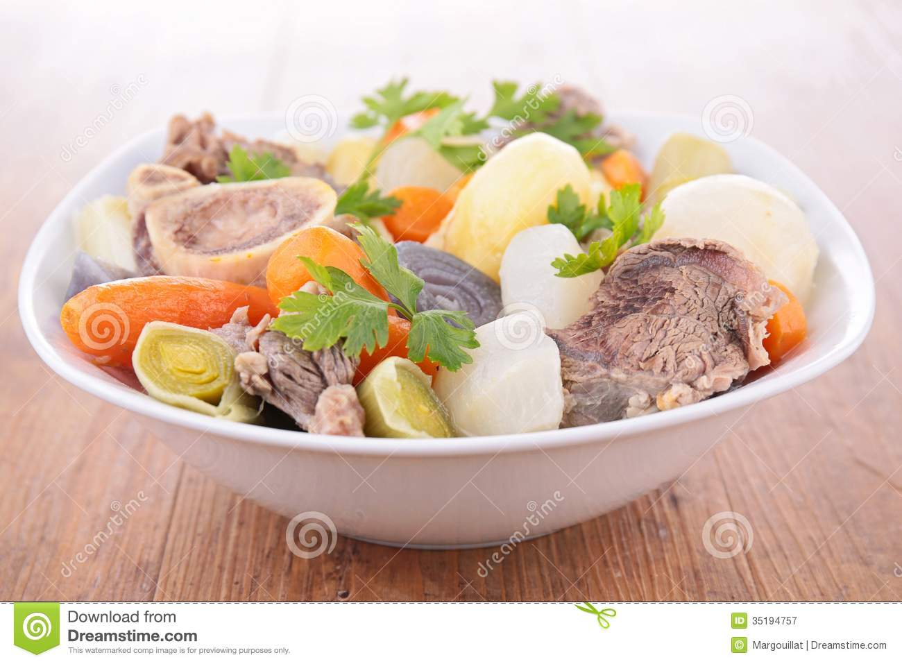 Pot Au Feu Royalty Free Stock Photography - Image: 35194757
