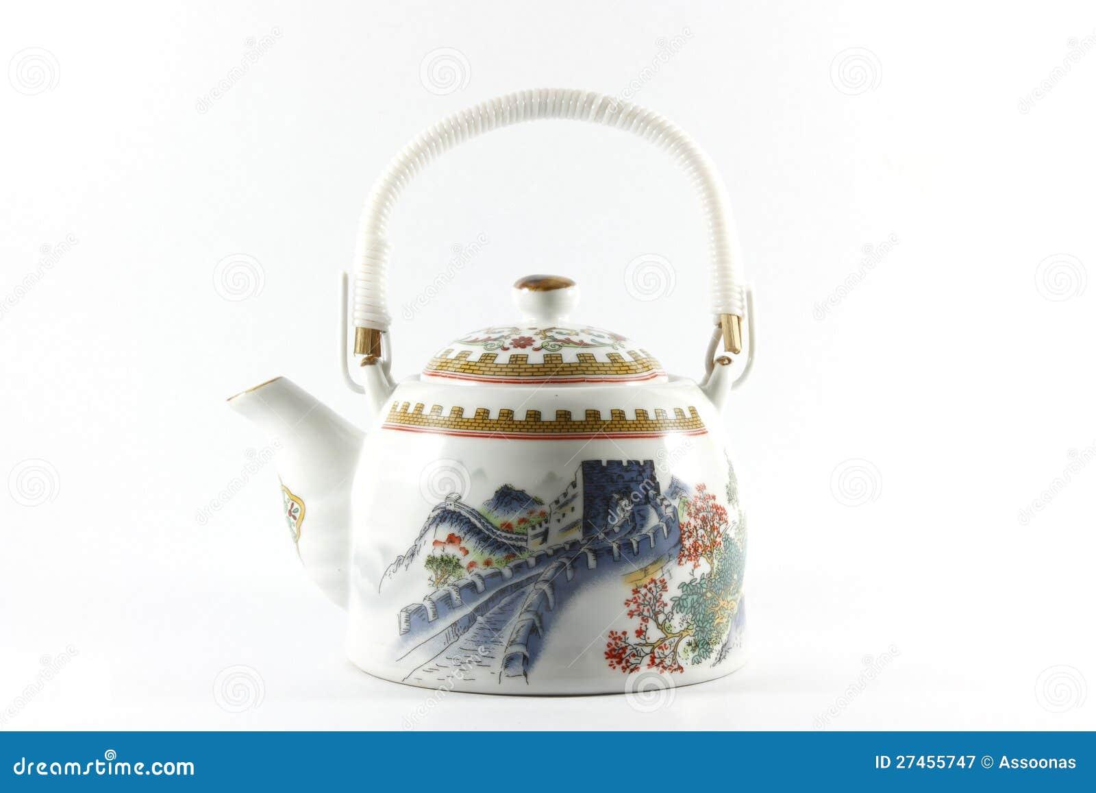 POT cinese del tè