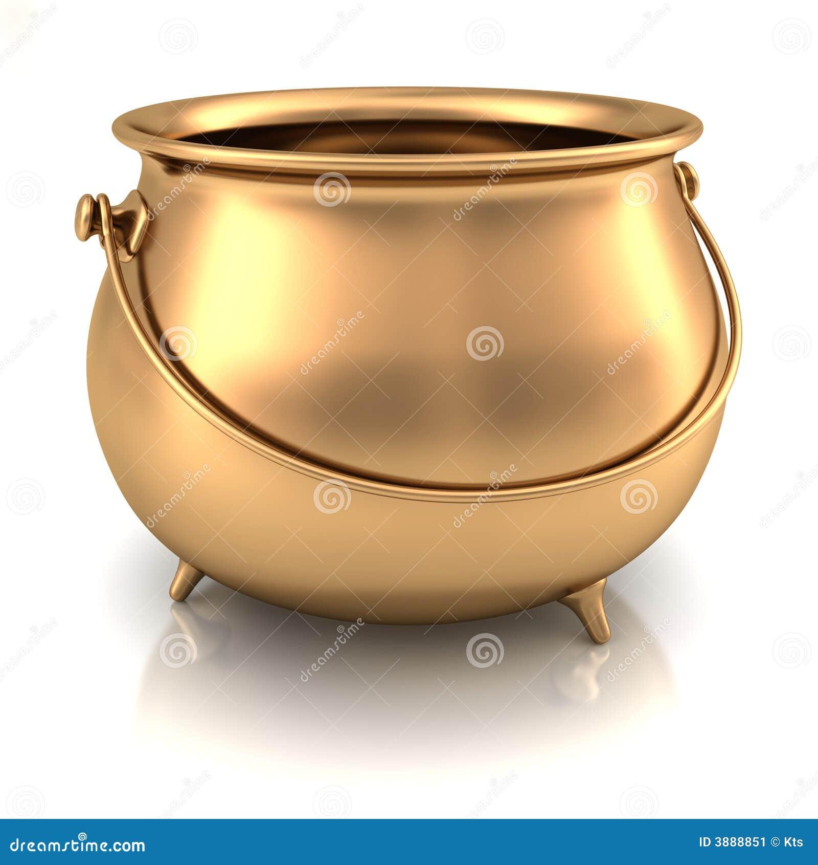 POT dell oro vuoto