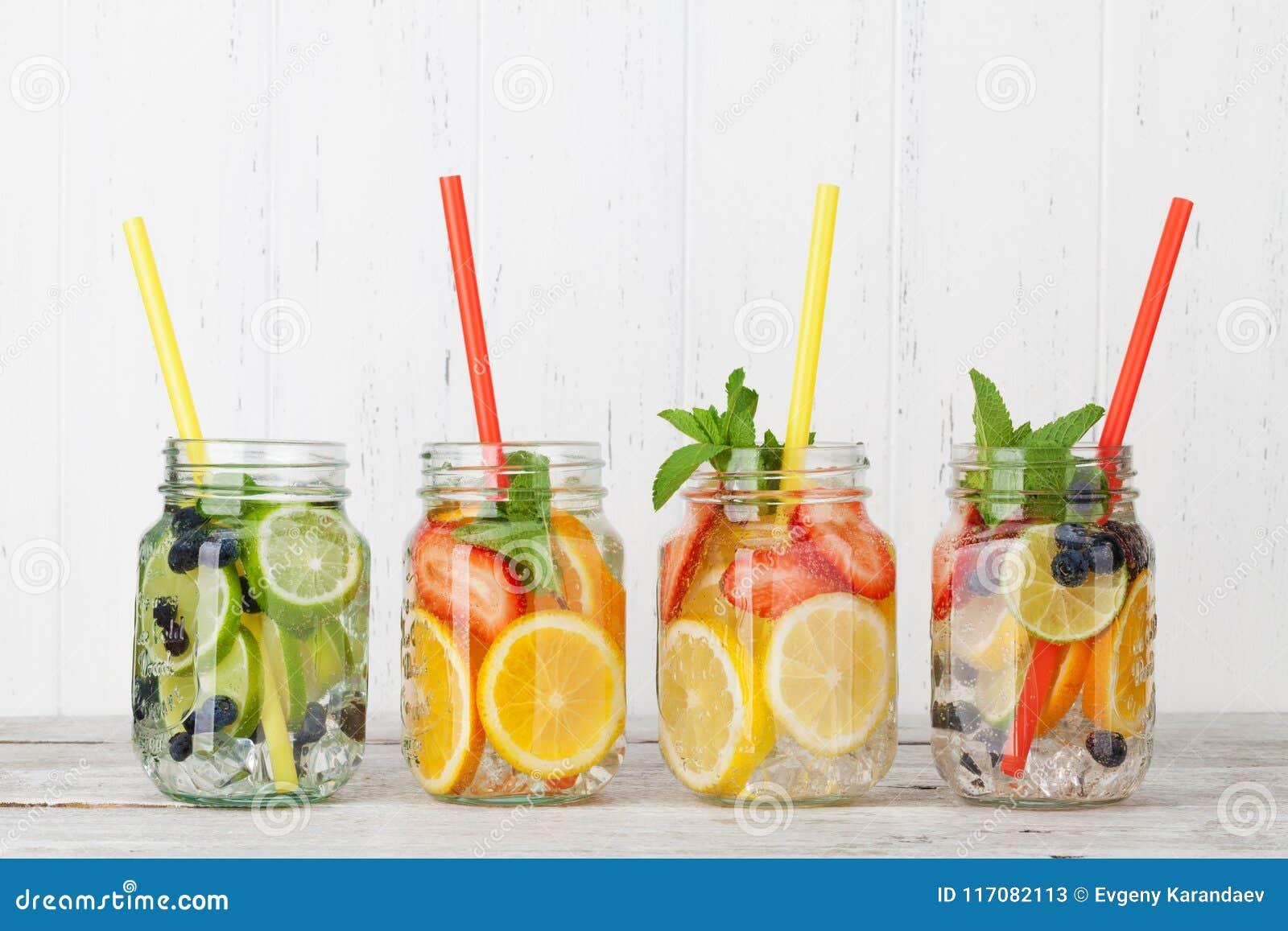 Pot frais de limonade