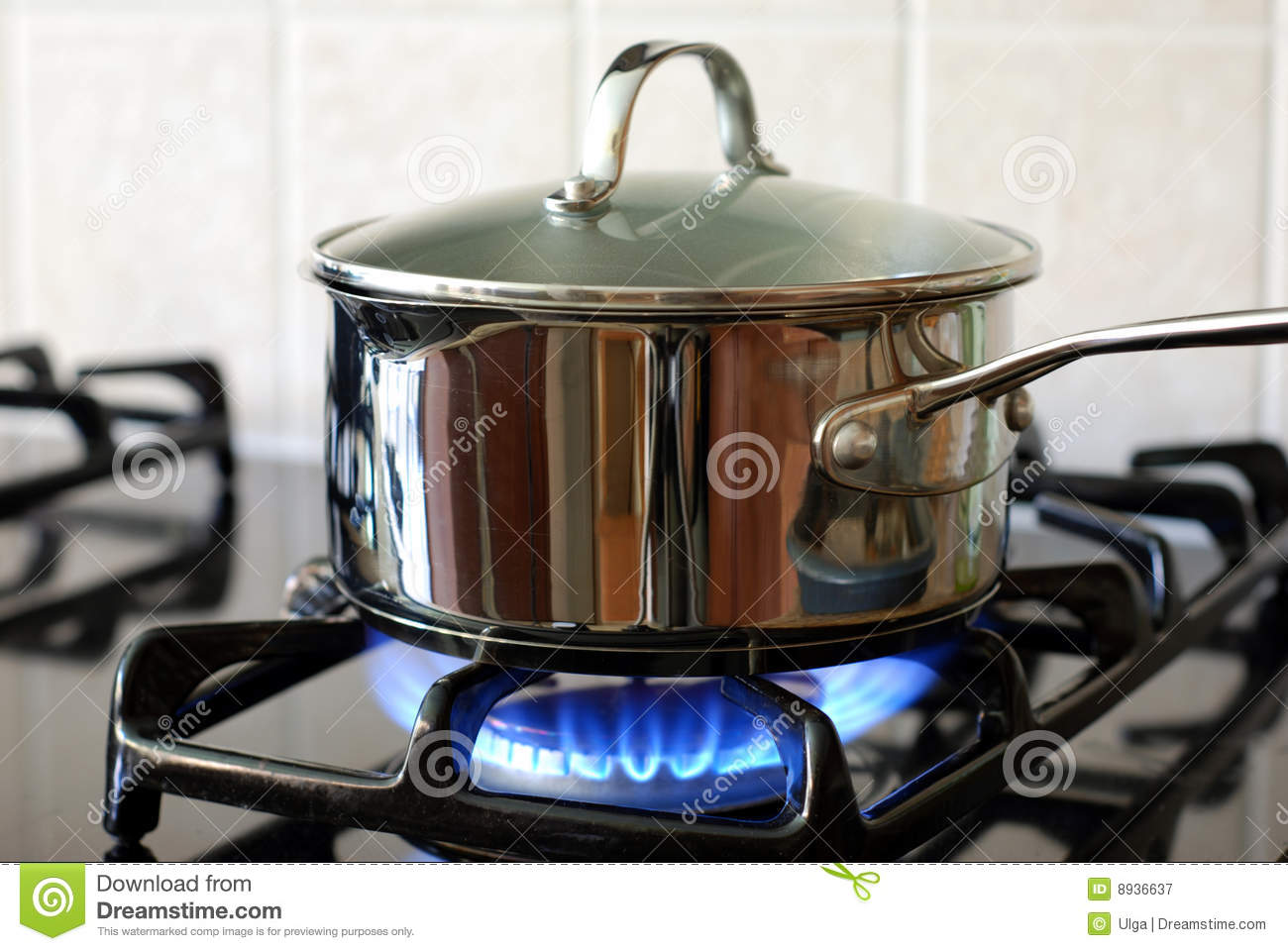 pot on the gas stove royalty free stock photography free coffee pot clipart images Coffee Clip Art