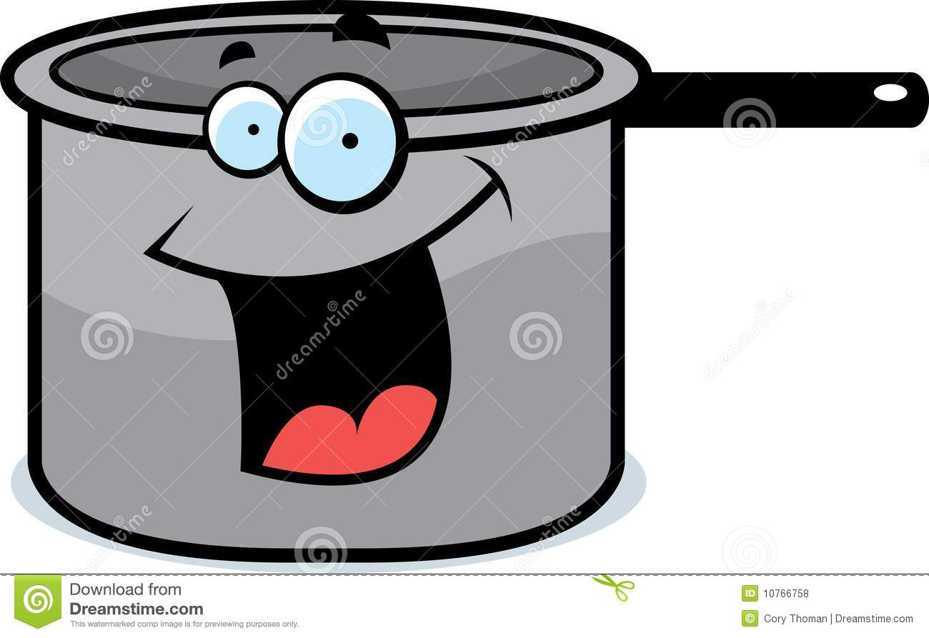 Pot Smiling Royalty Free Stock Photos - Image: 10766758