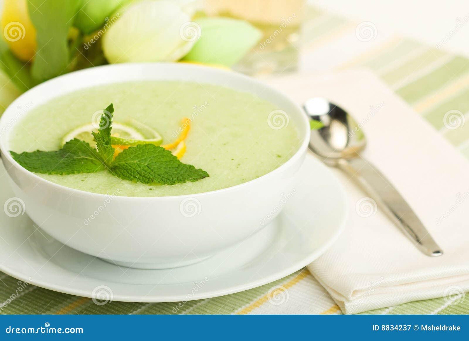 potage frais