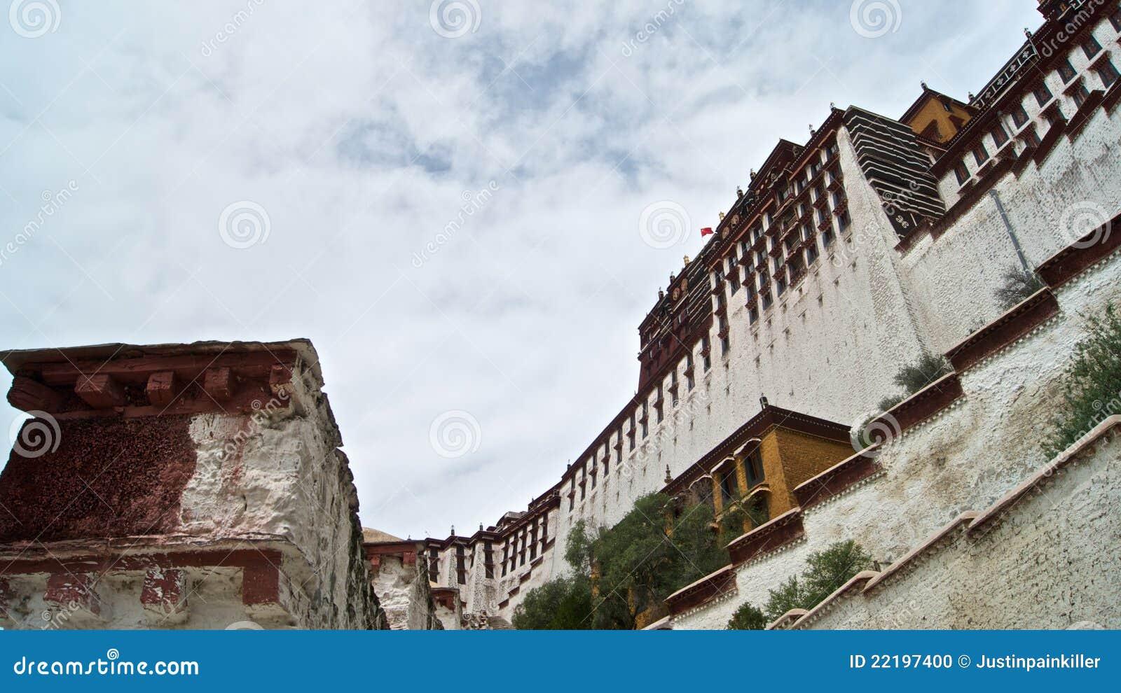 Potala παλατιών