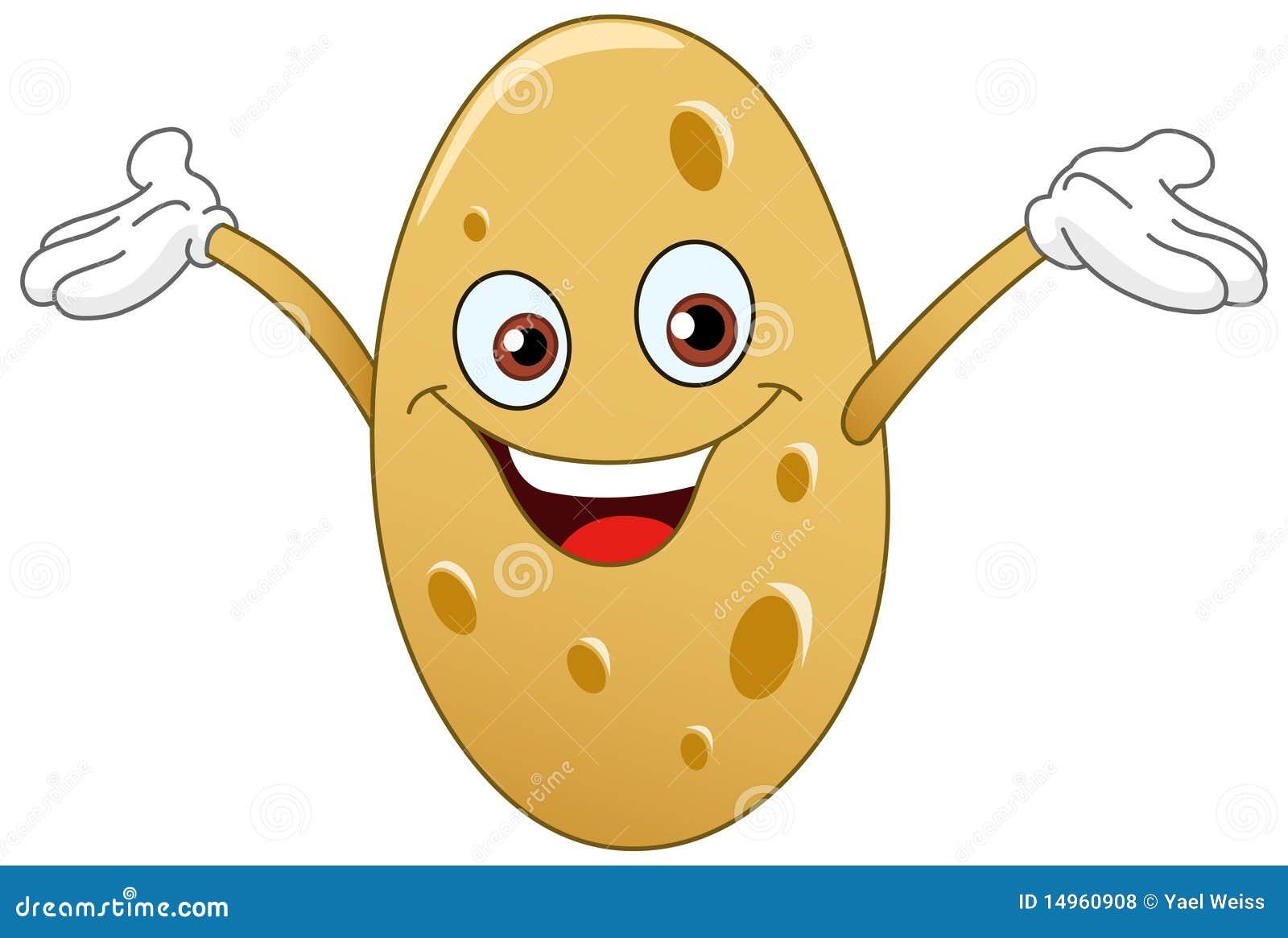 Potato Royalty Free Stock Photos - Image: 14960908