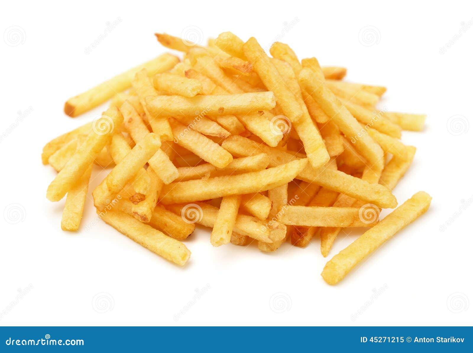 Как сделать картофель фри хрустящими