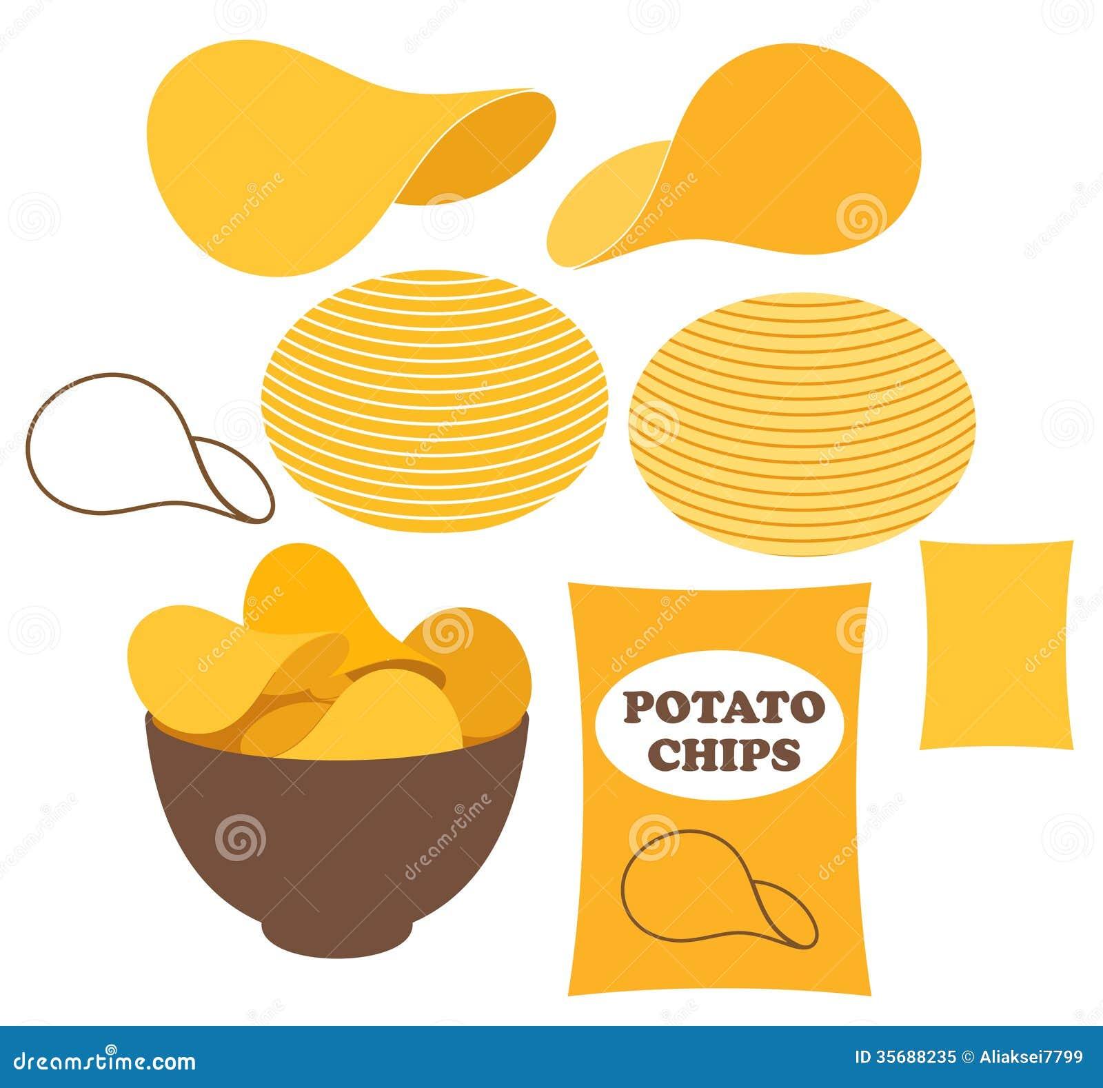 Potato Chips Bag Stock Images RoyaltyFree Images