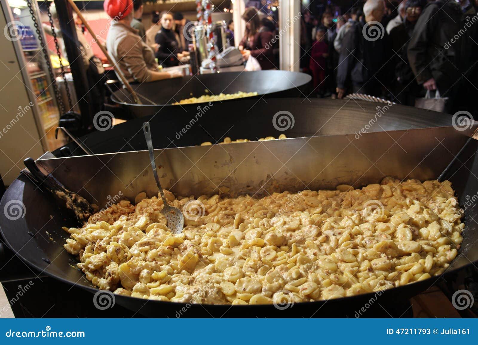 Street Food Markets Paris