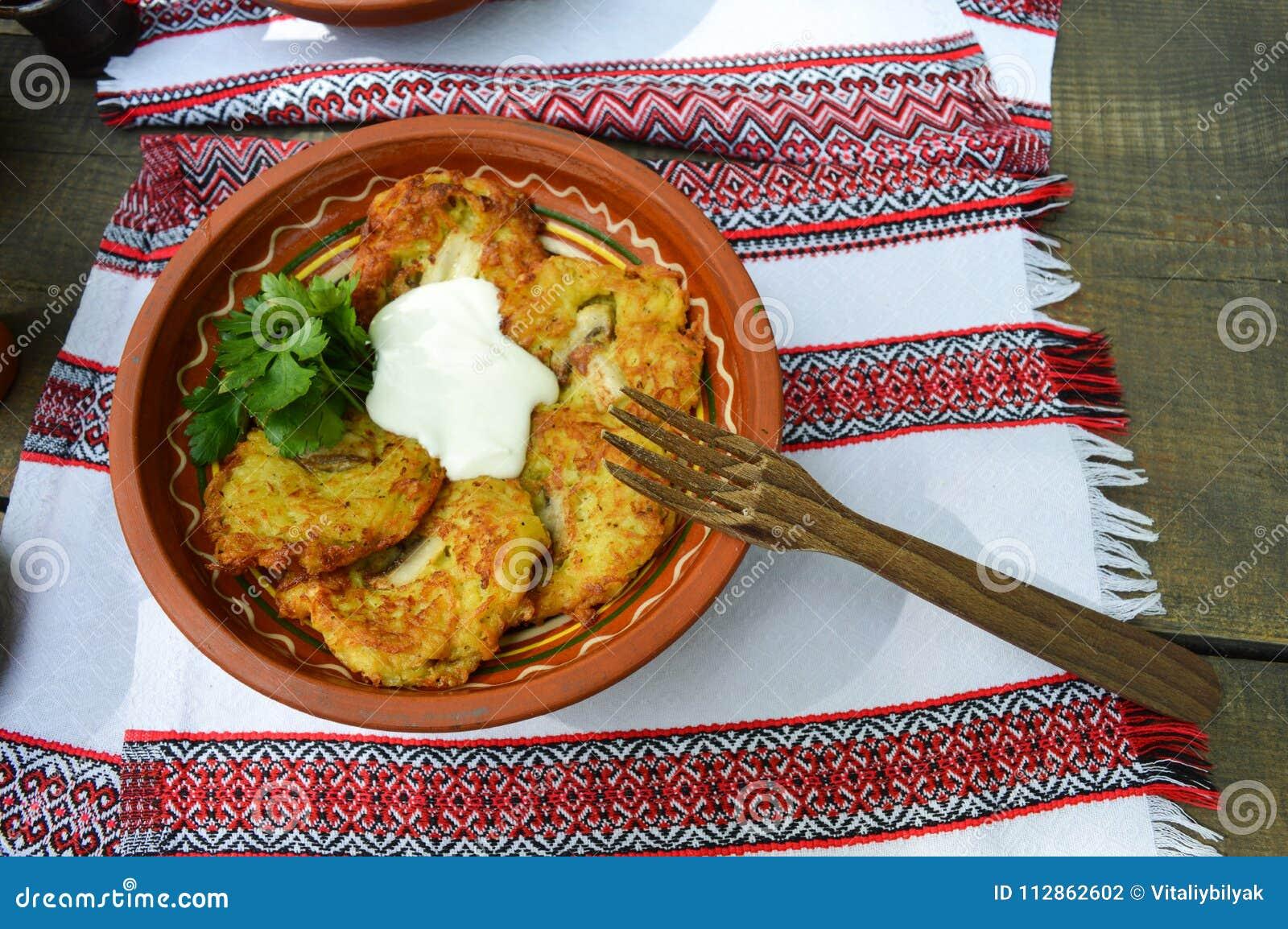 Ukrainian cuisine: a selection of sites