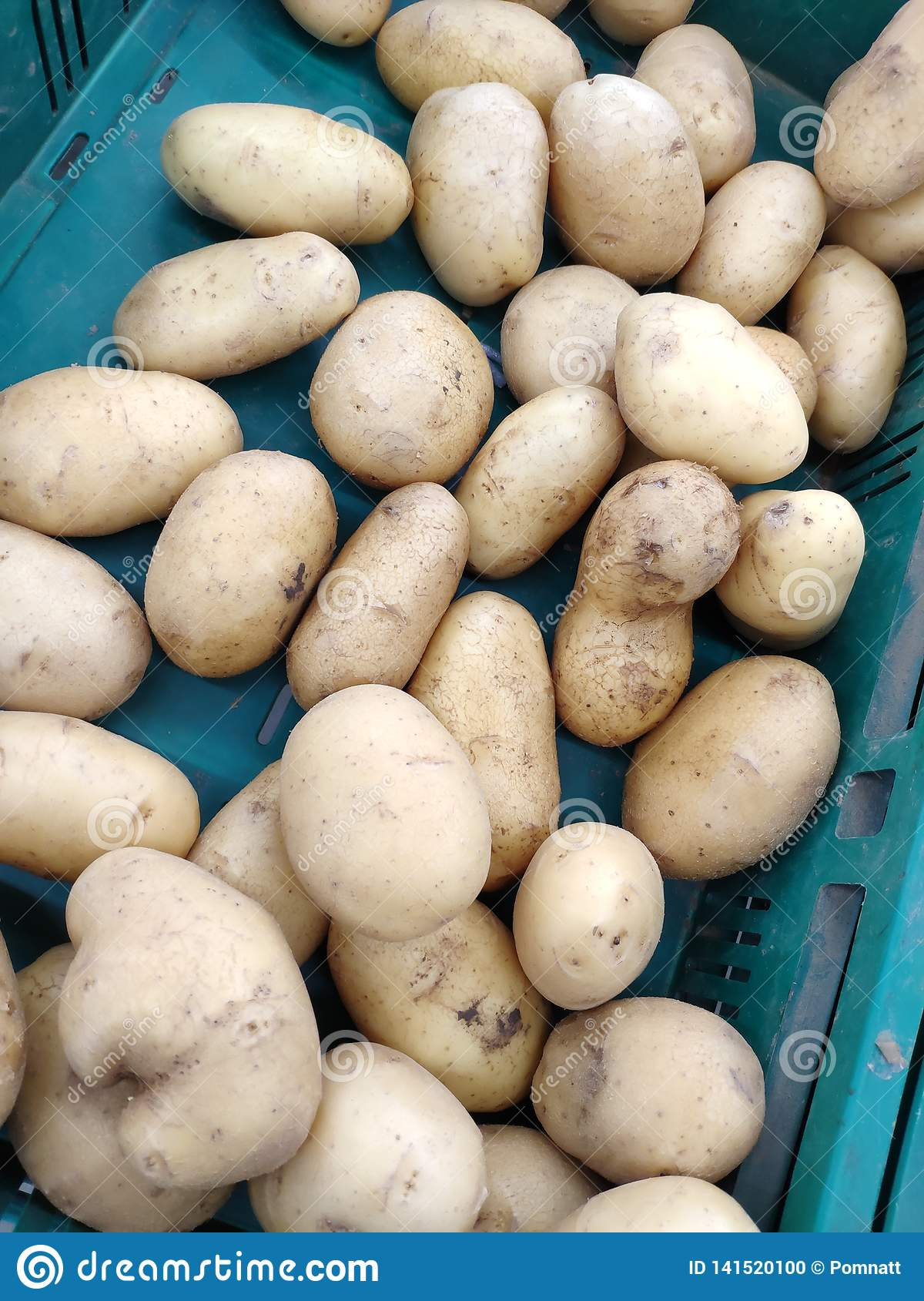 Potatos en caso de que