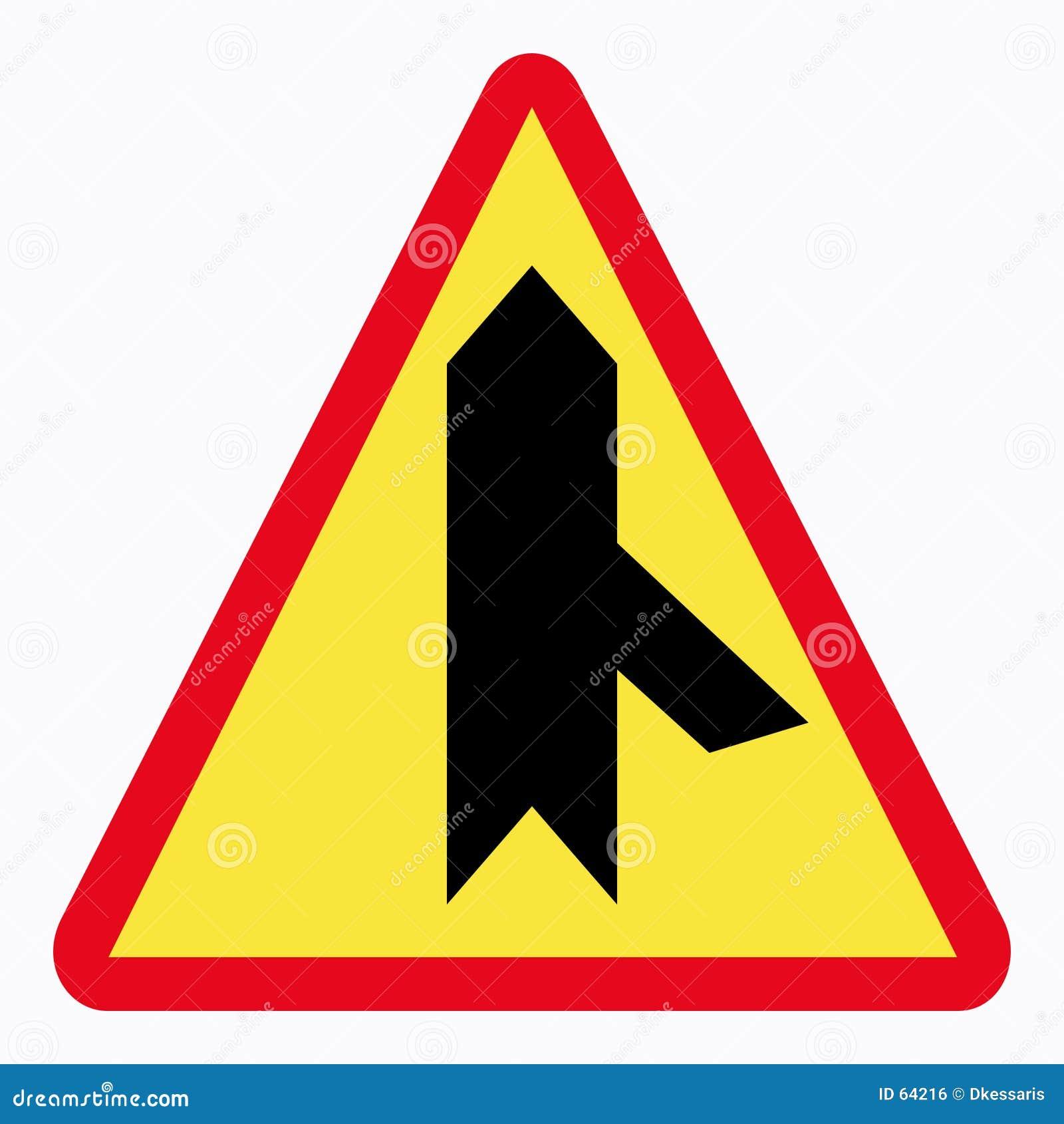 Download Poteau de signalisation illustration stock. Illustration du illustré - 64216