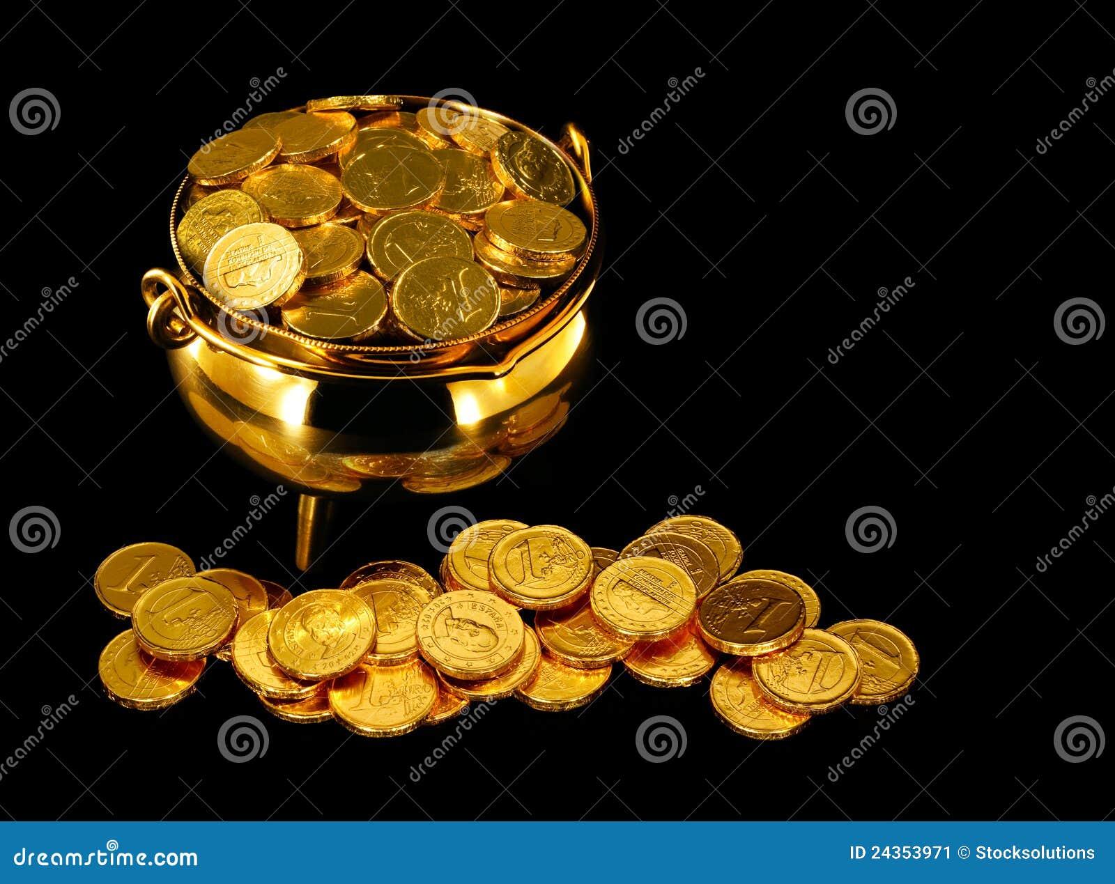 Potenciômetro de ouro