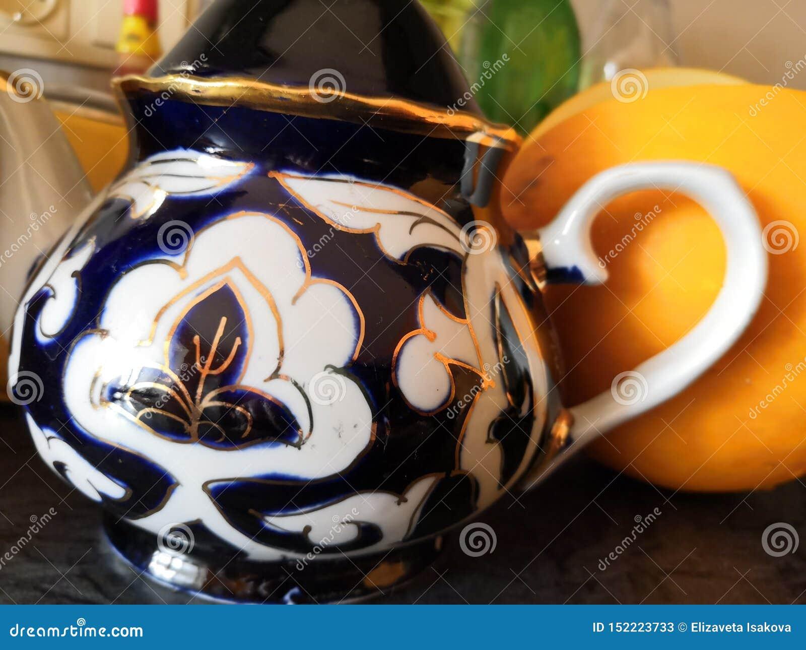 Potenciômetro e melancia do chá