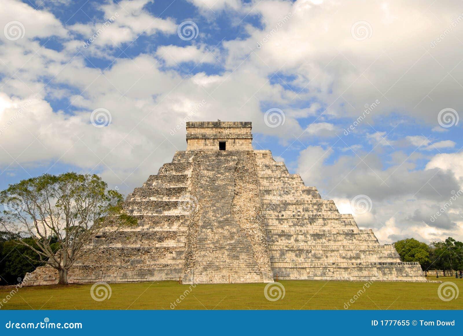 Potencia de la pirámide