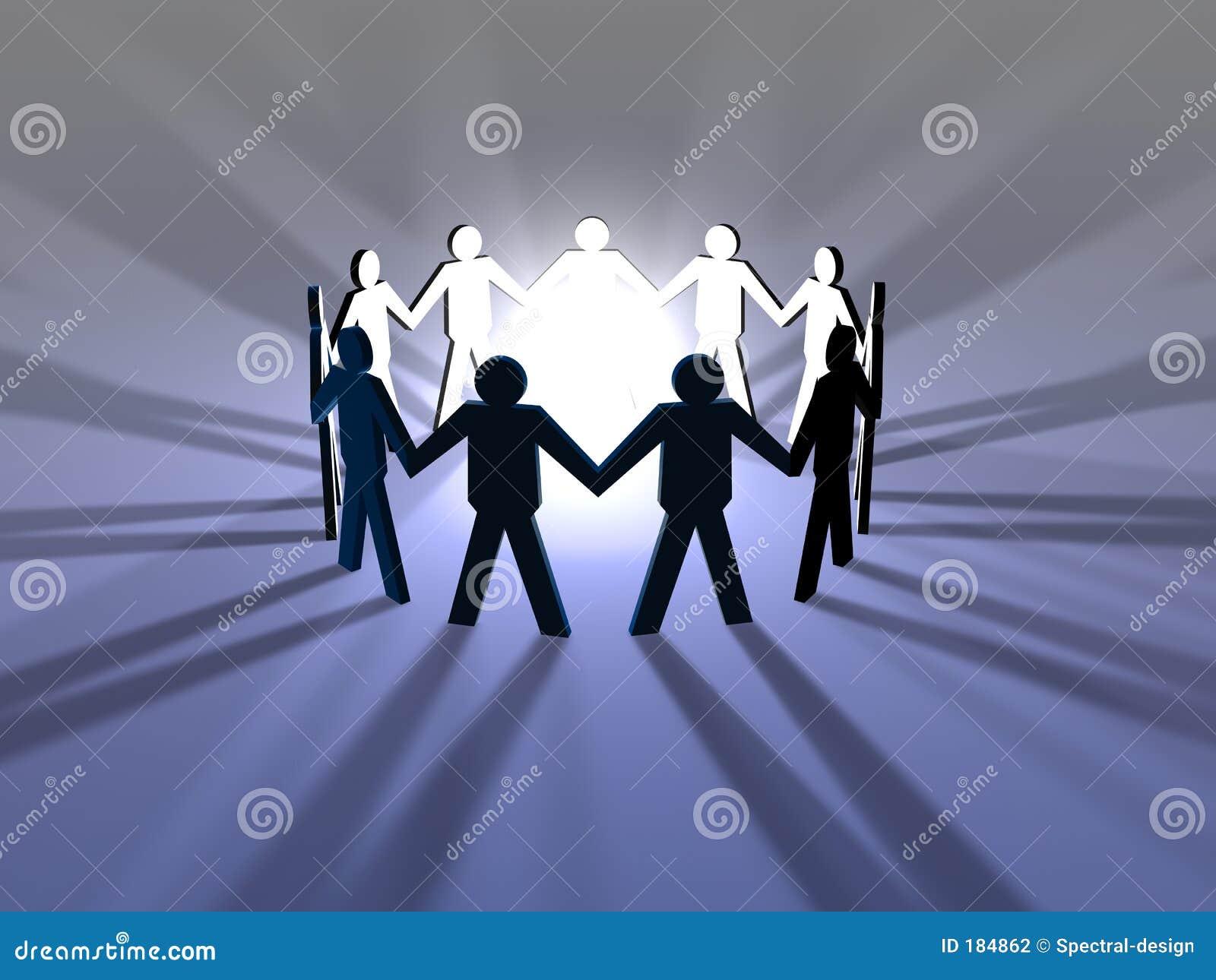 Potencia del trabajo en equipo