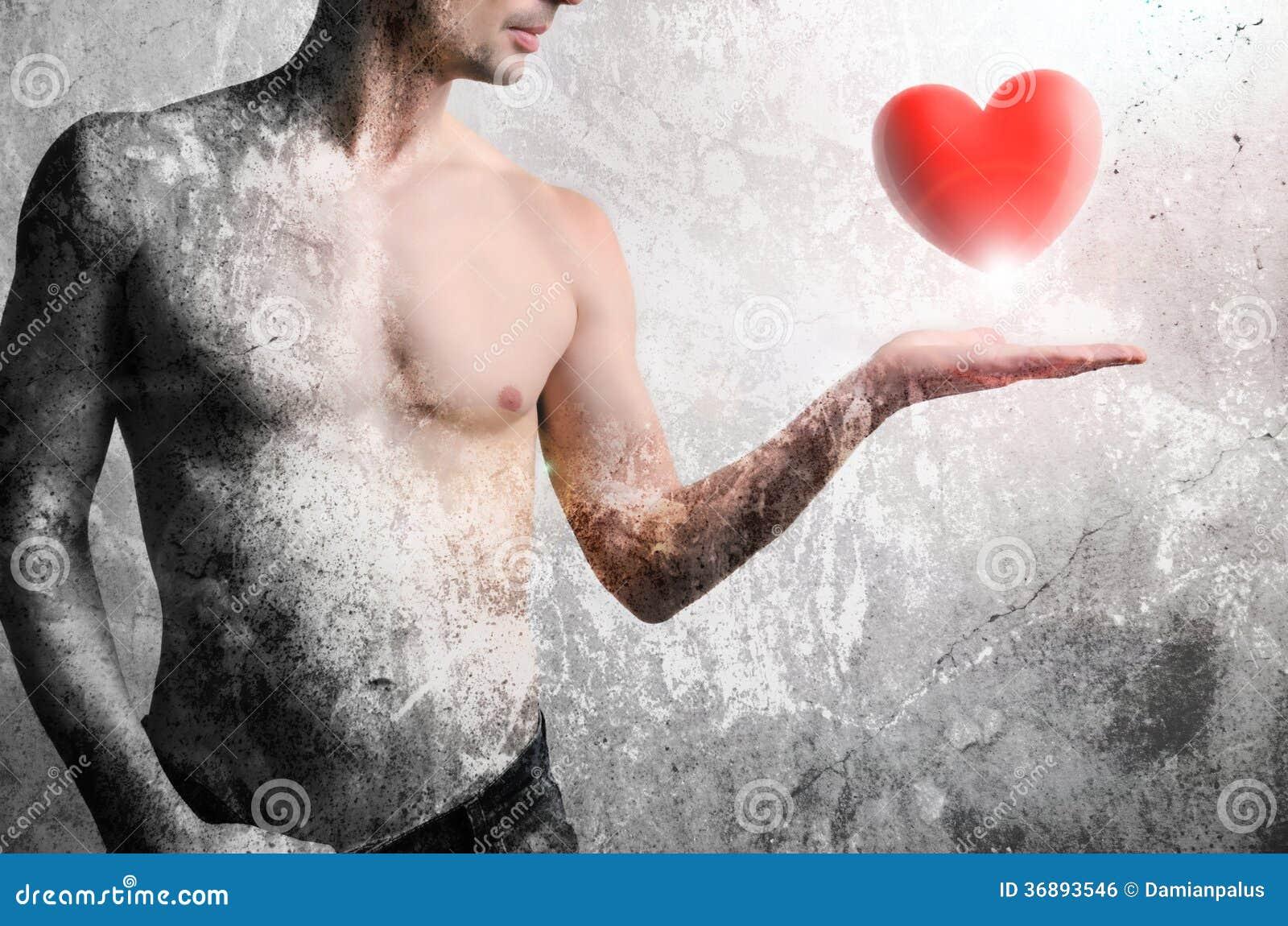 Download Potere di amore fotografia stock. Immagine di galleggiante - 36893546