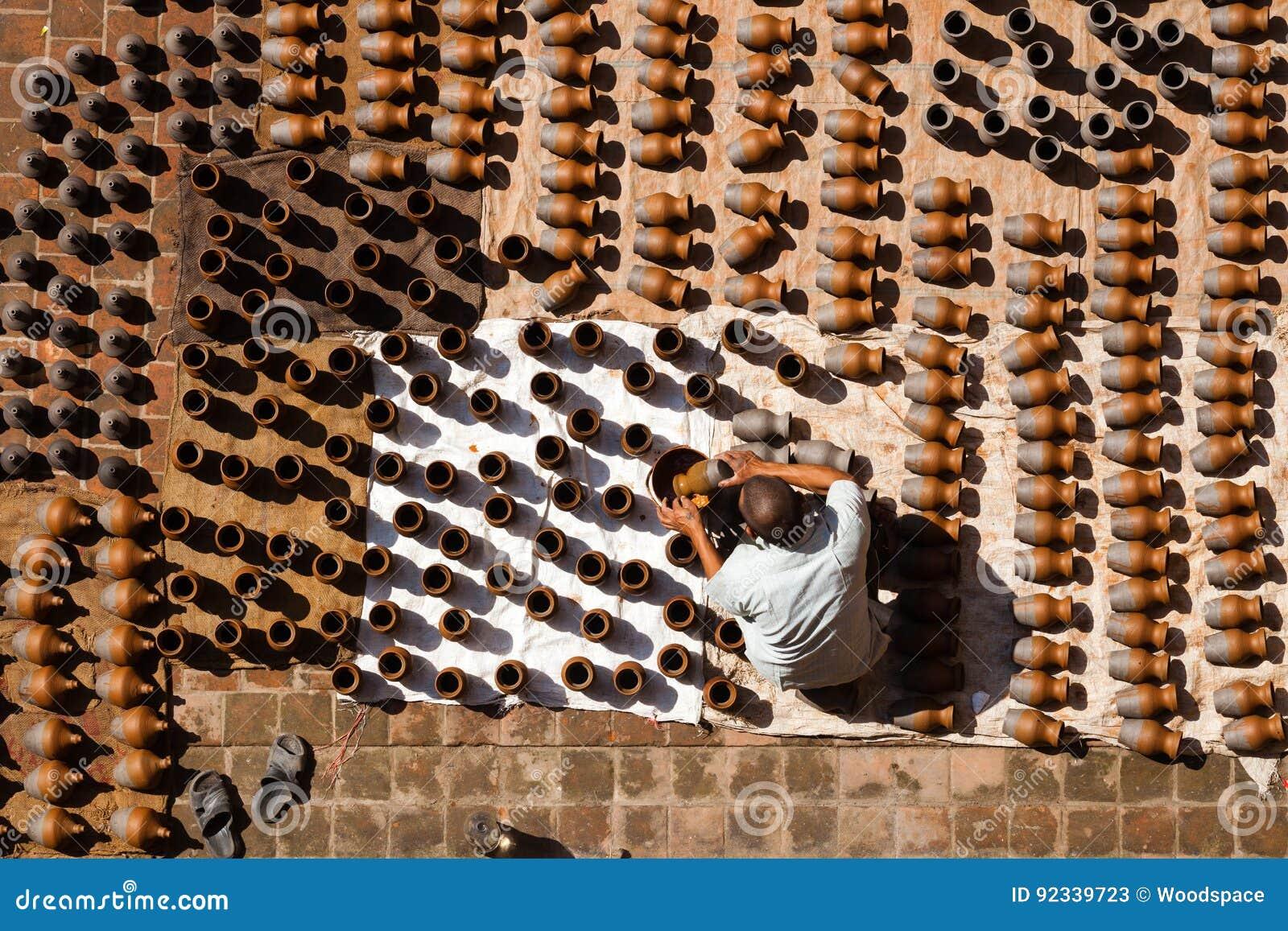 Potier du Népal