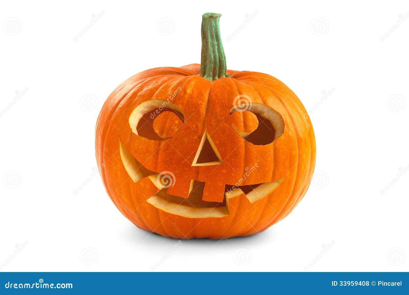 Potiron de Halloween
