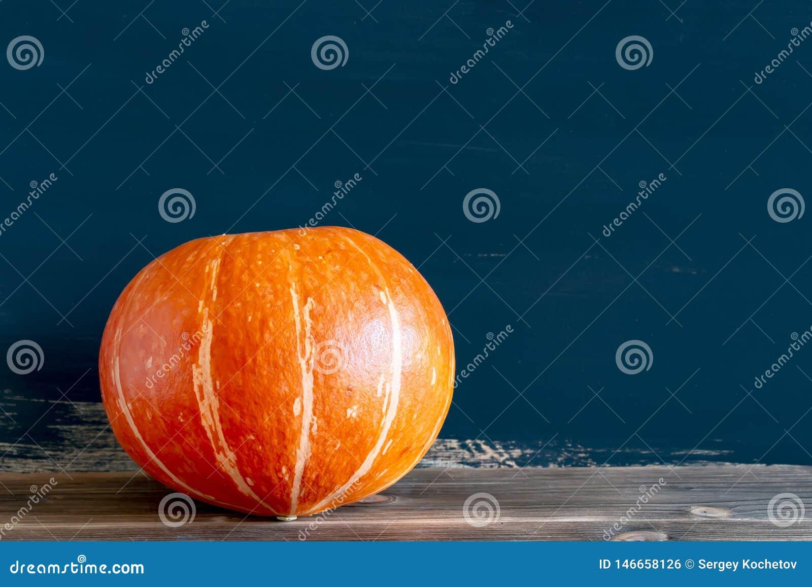 Potiron pour l usage dans le plan rapproché de vacances de Halloween