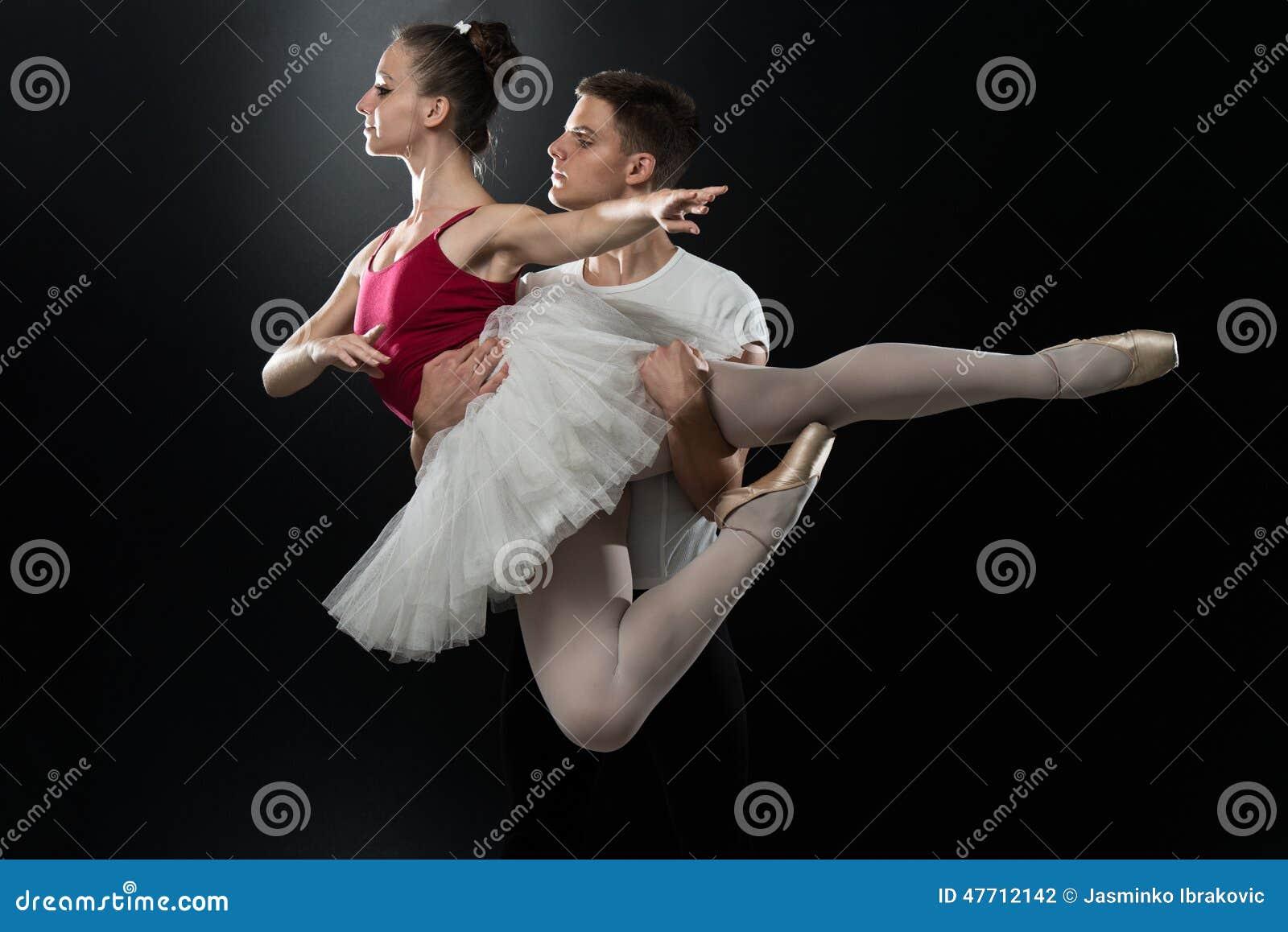 Potomstwa Dobierają się Baletniczego tancerza tana