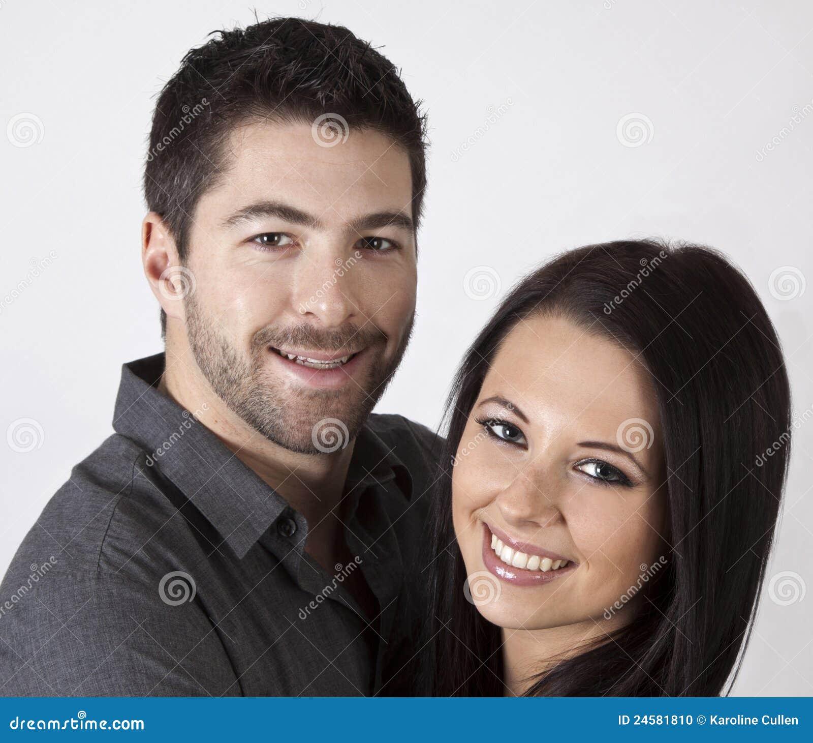 Potomstwo atrakcyjna para.