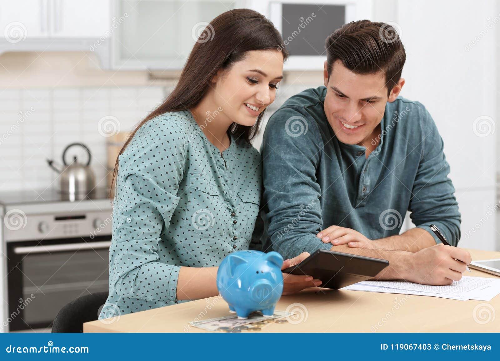 Potomstwo para dyskutuje plan emerytalnego