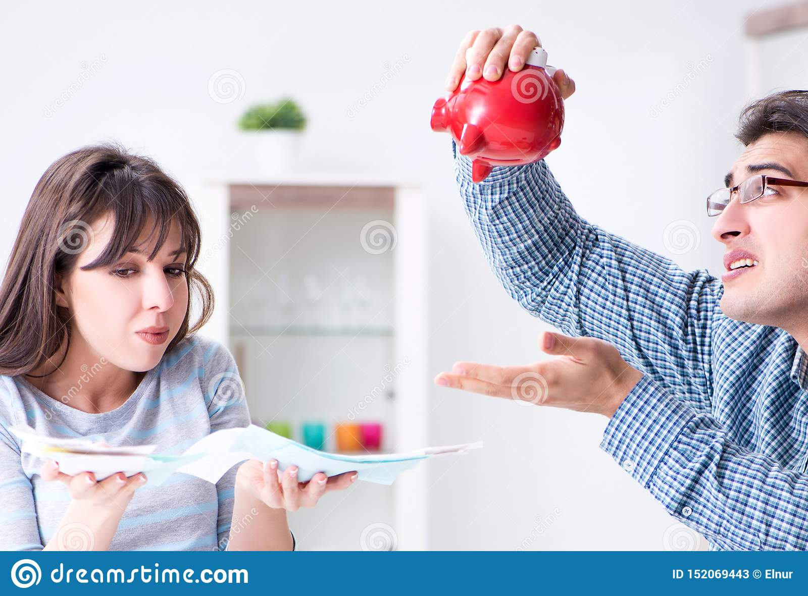 Potomstwo para patrzeje rodzina finanse papiery