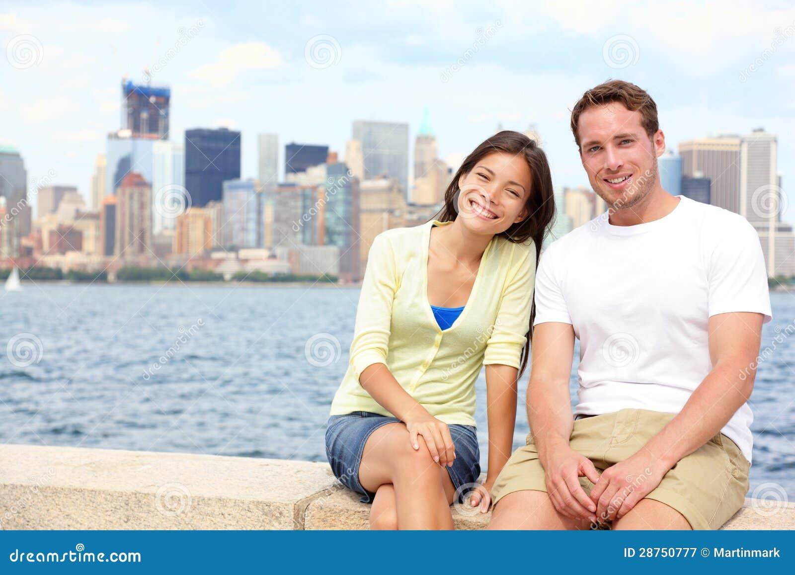 Potomstwo pary datowanie w Nowy Jork