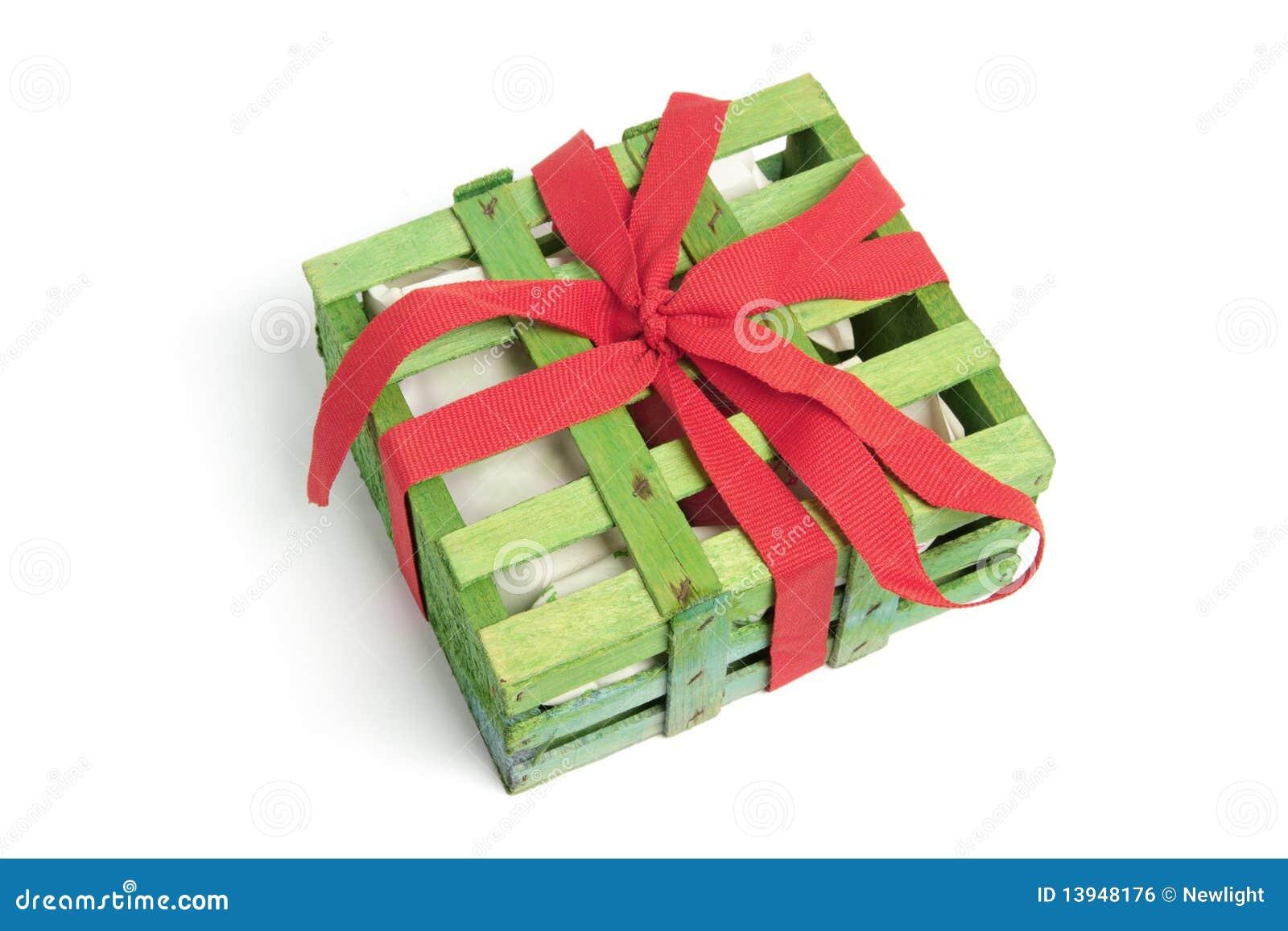 Potpourri Geschenk Paket Stockfoto Bild Von Verpacken 13948176