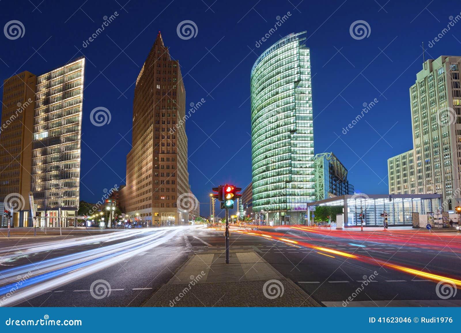 Potsdamer Platz Βερολίνο