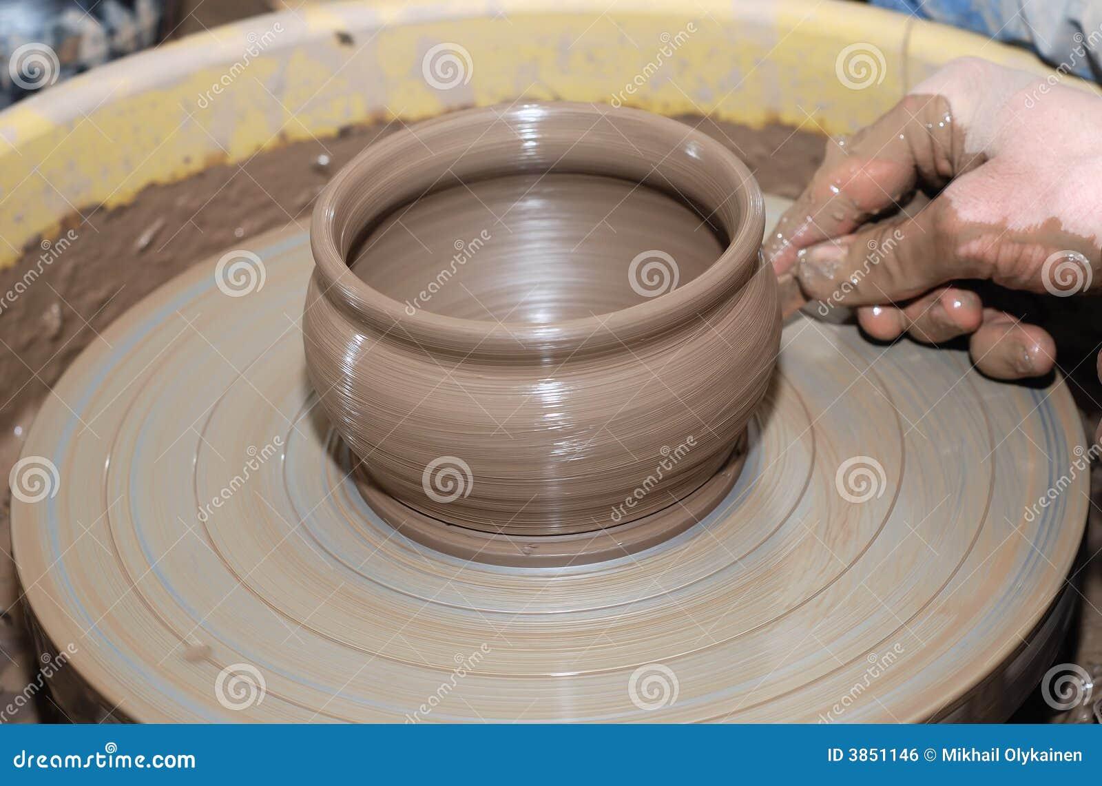 Potter Wheel Loam Home