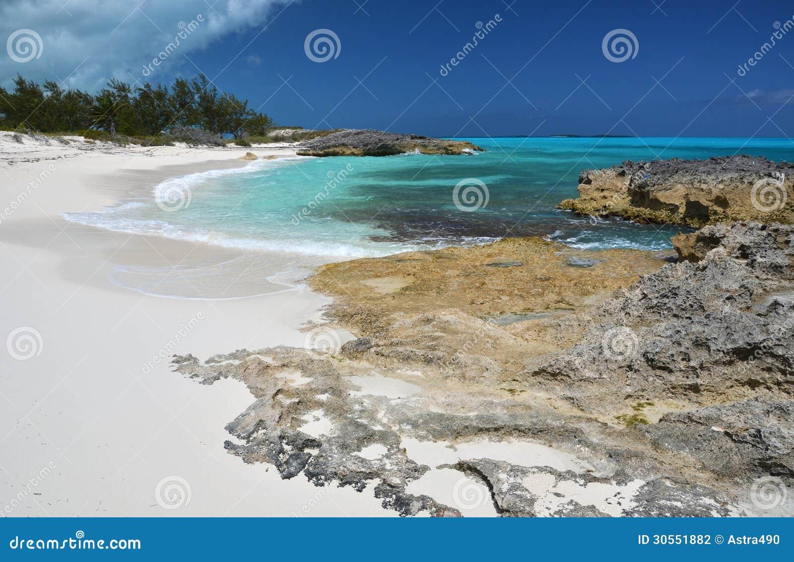 Pouco Exuma, Bahamas