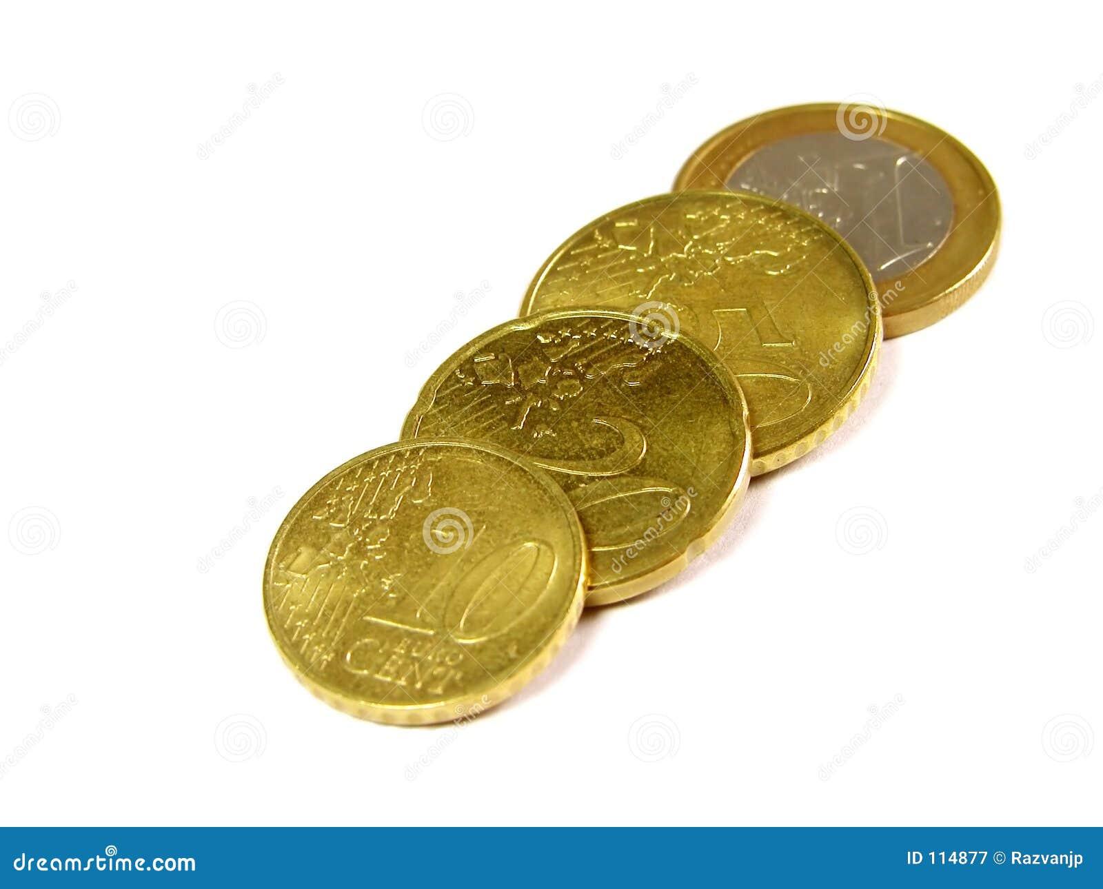 Poucos eurocoins
