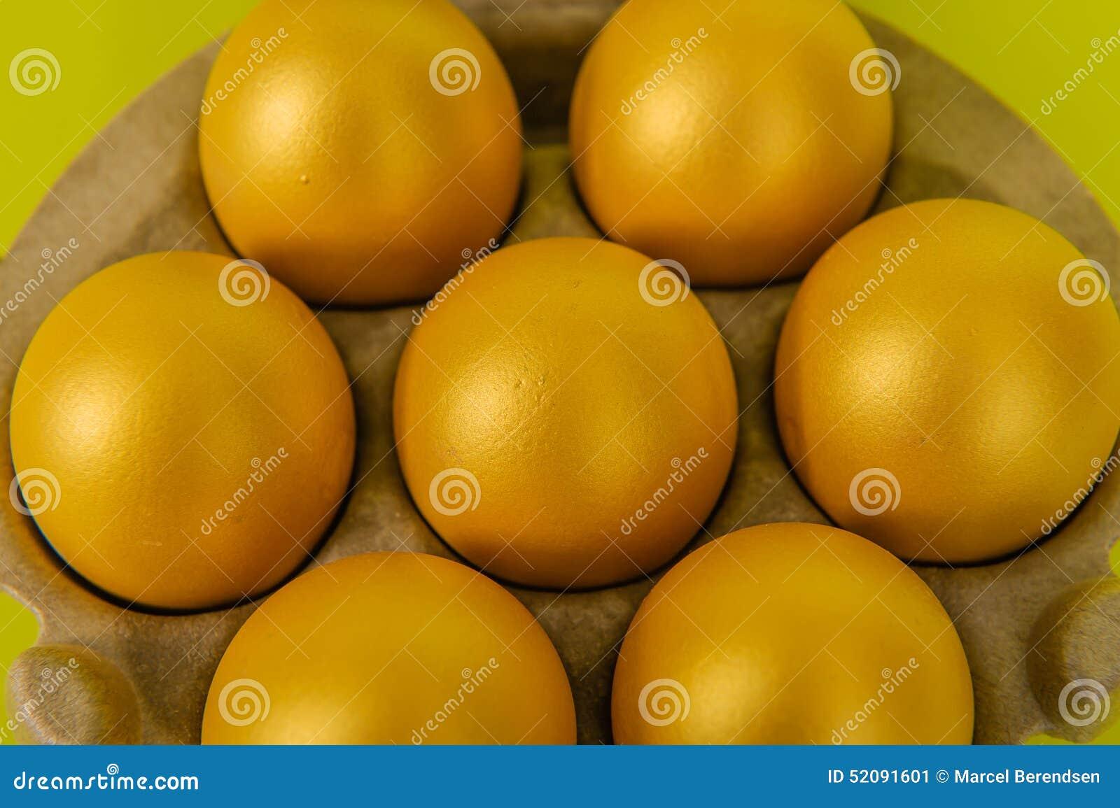 Poultry - Golden Eggs