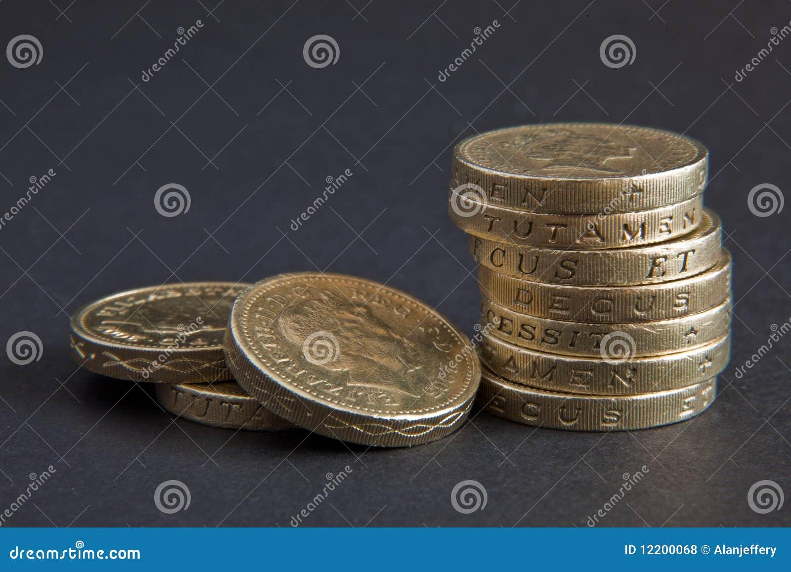 Pound-Münzen