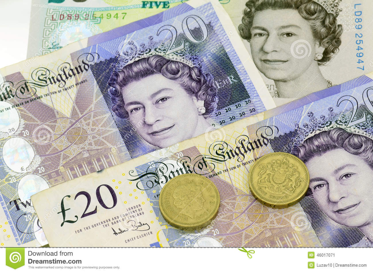POUND sterling currency of the United Kingdom