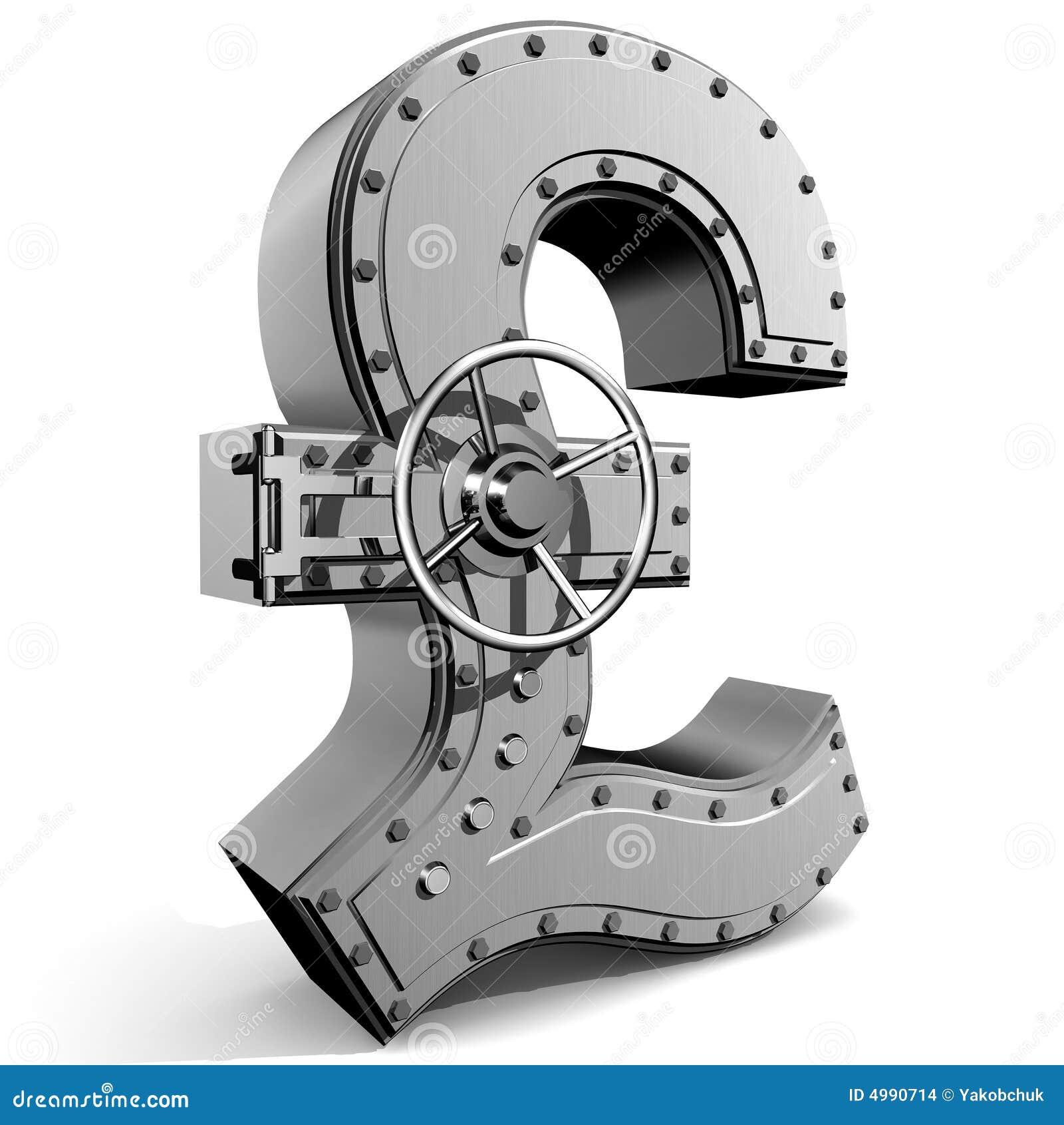 Pound stock illustrations 13951 pound stock illustrations pound symbol bank safe from uk pound symbol stock images buycottarizona