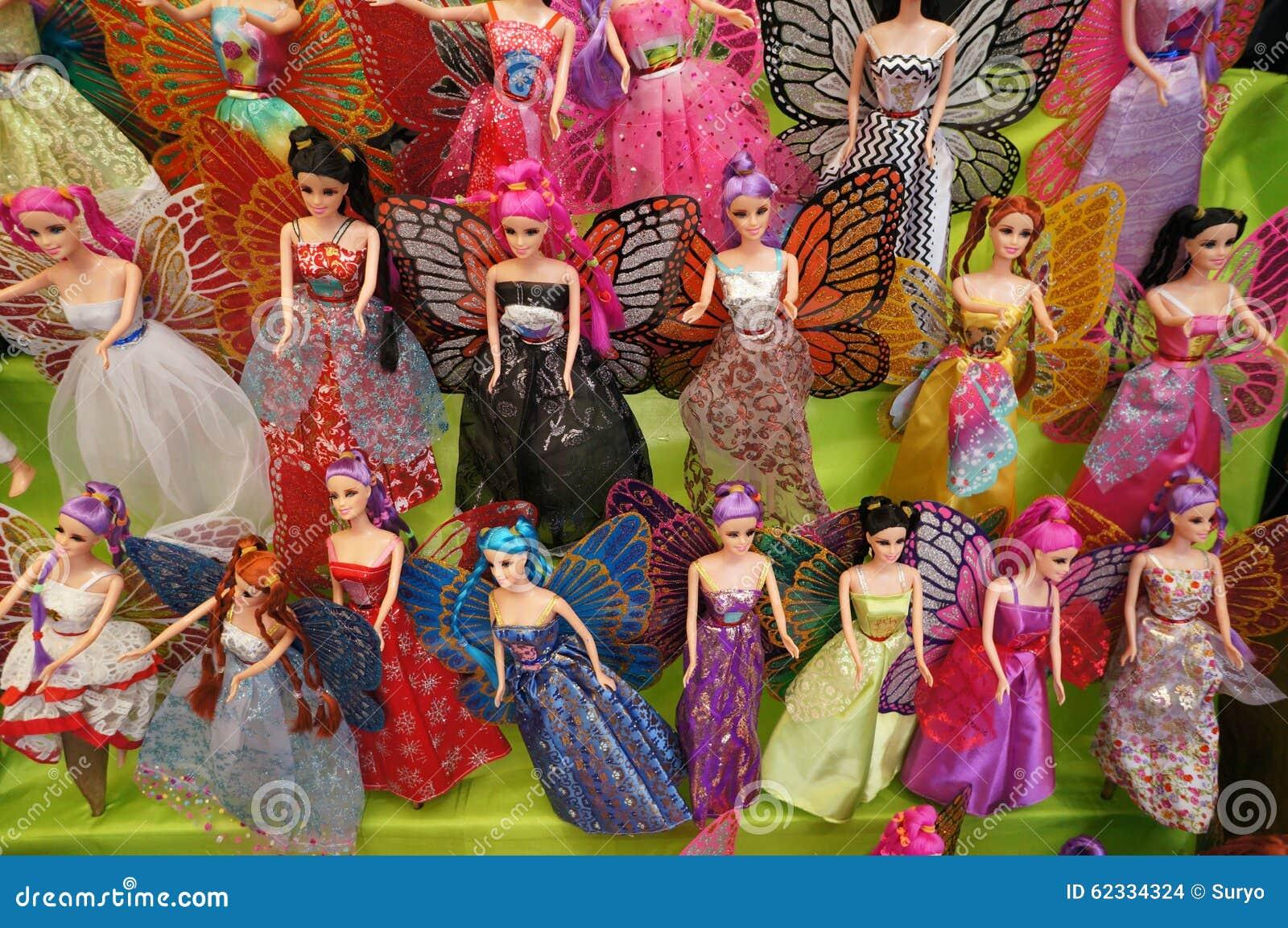 Poupées de Barbie