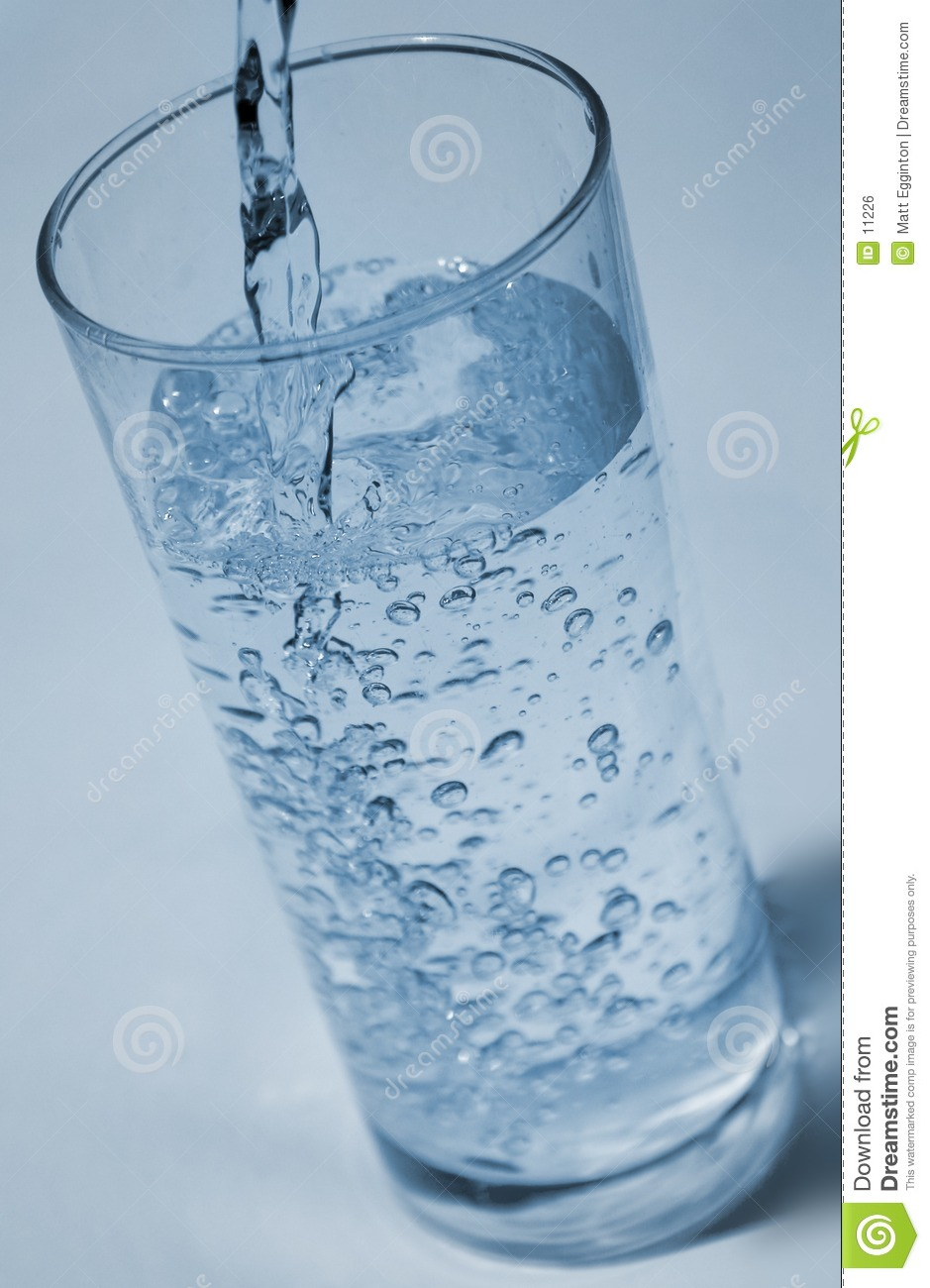 Pouring Water