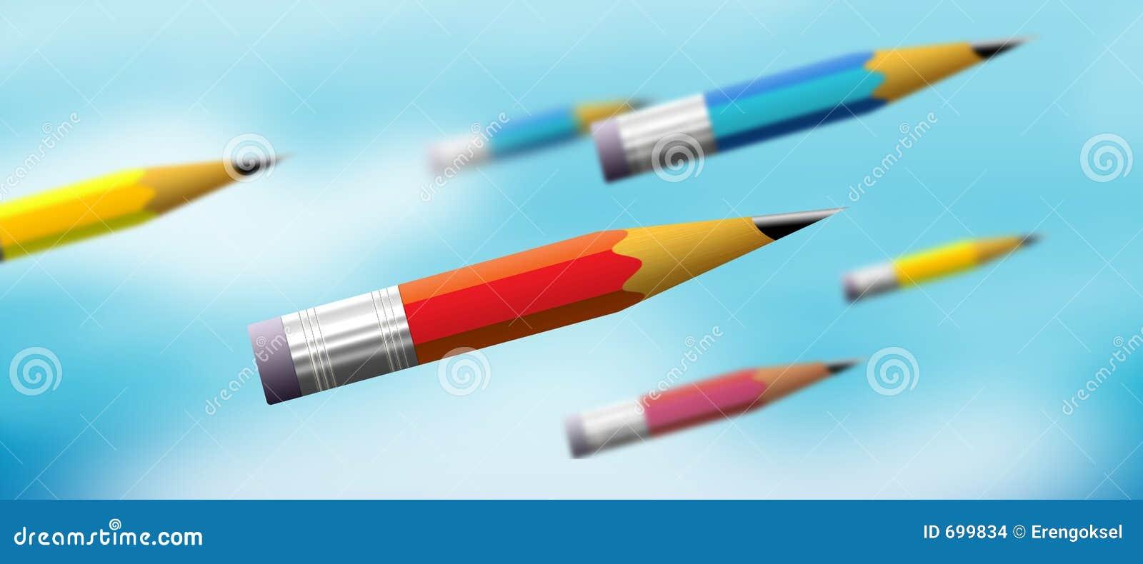 Pouvoir de crayon