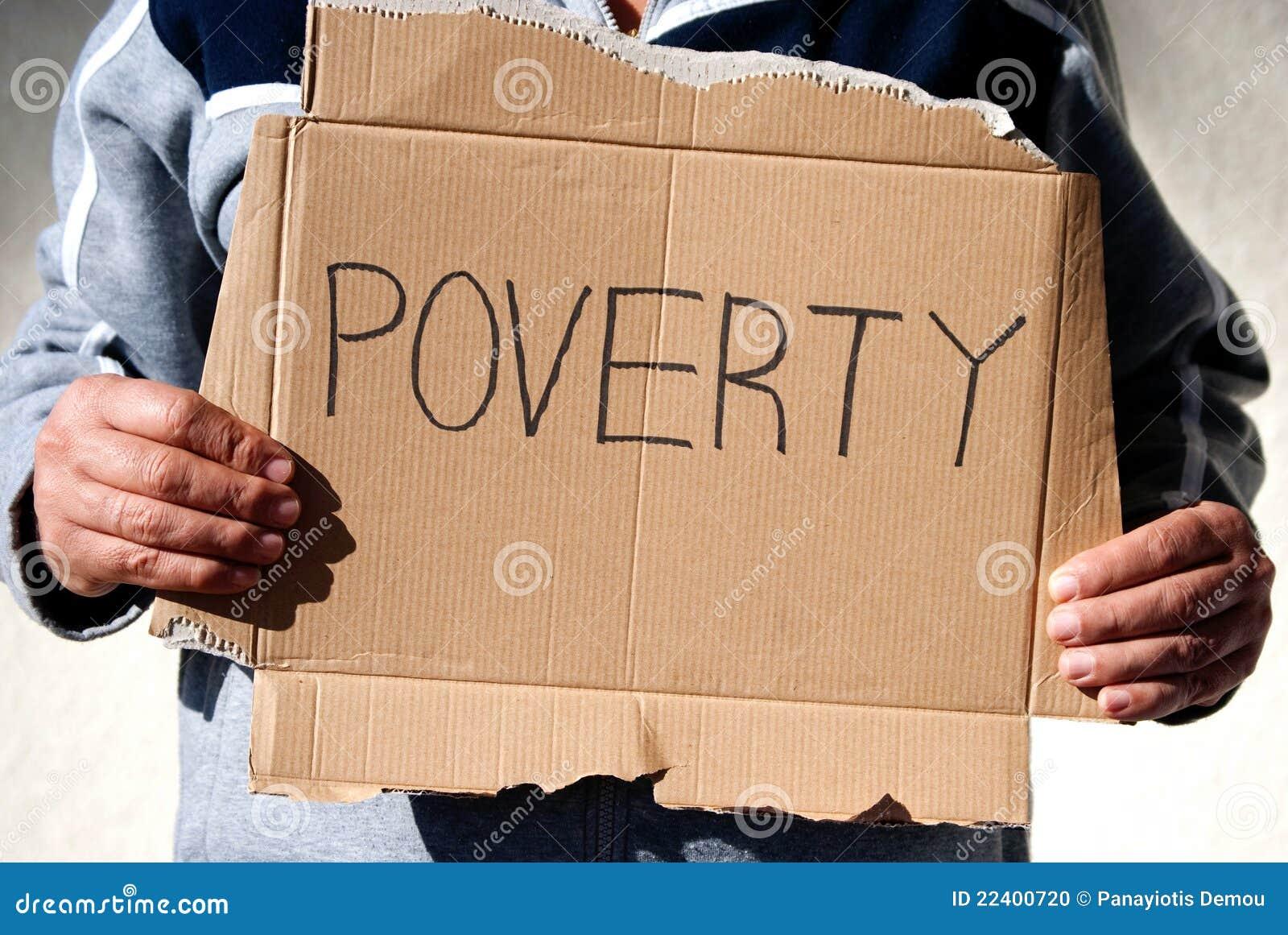 Poverty Stock Photo Image 22400720