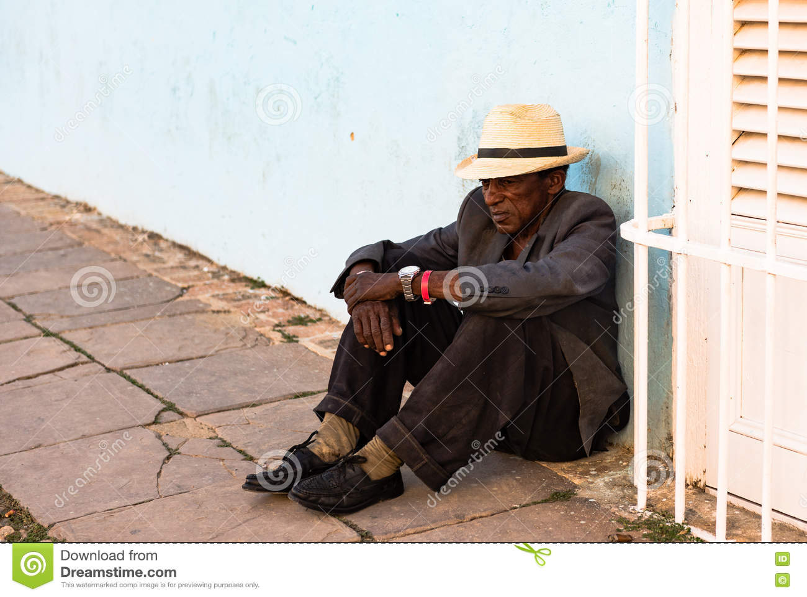 Poverty In Cuba - Trinidad bf79f9e5b32d