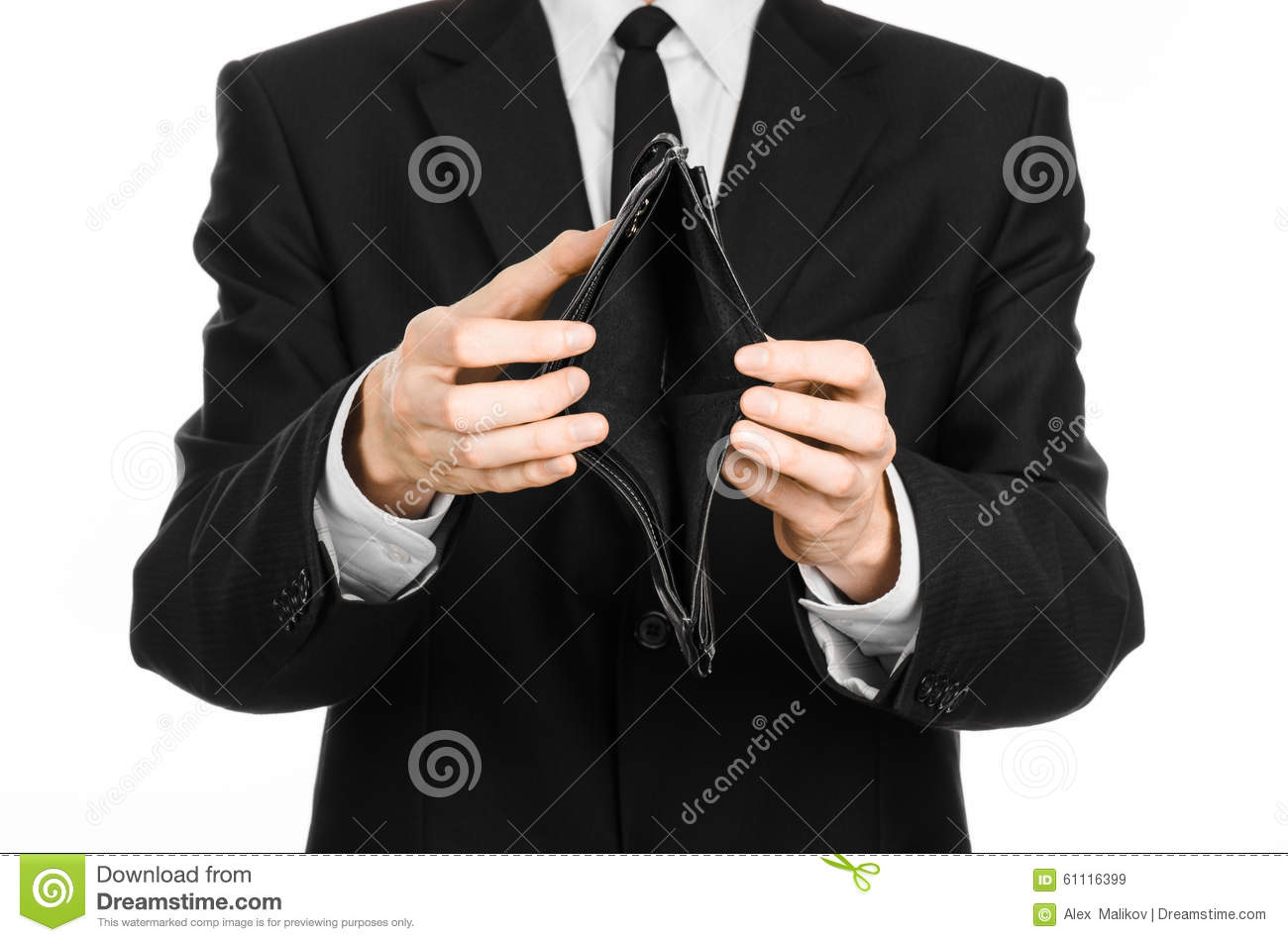 the man in the black suit theme