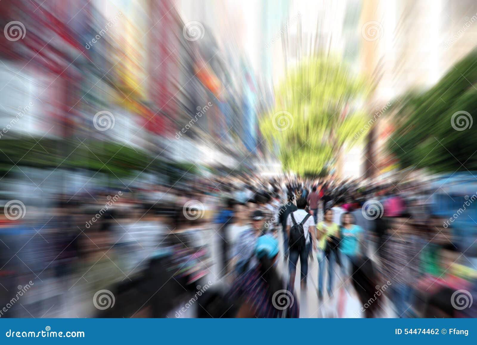 Povos da multidão