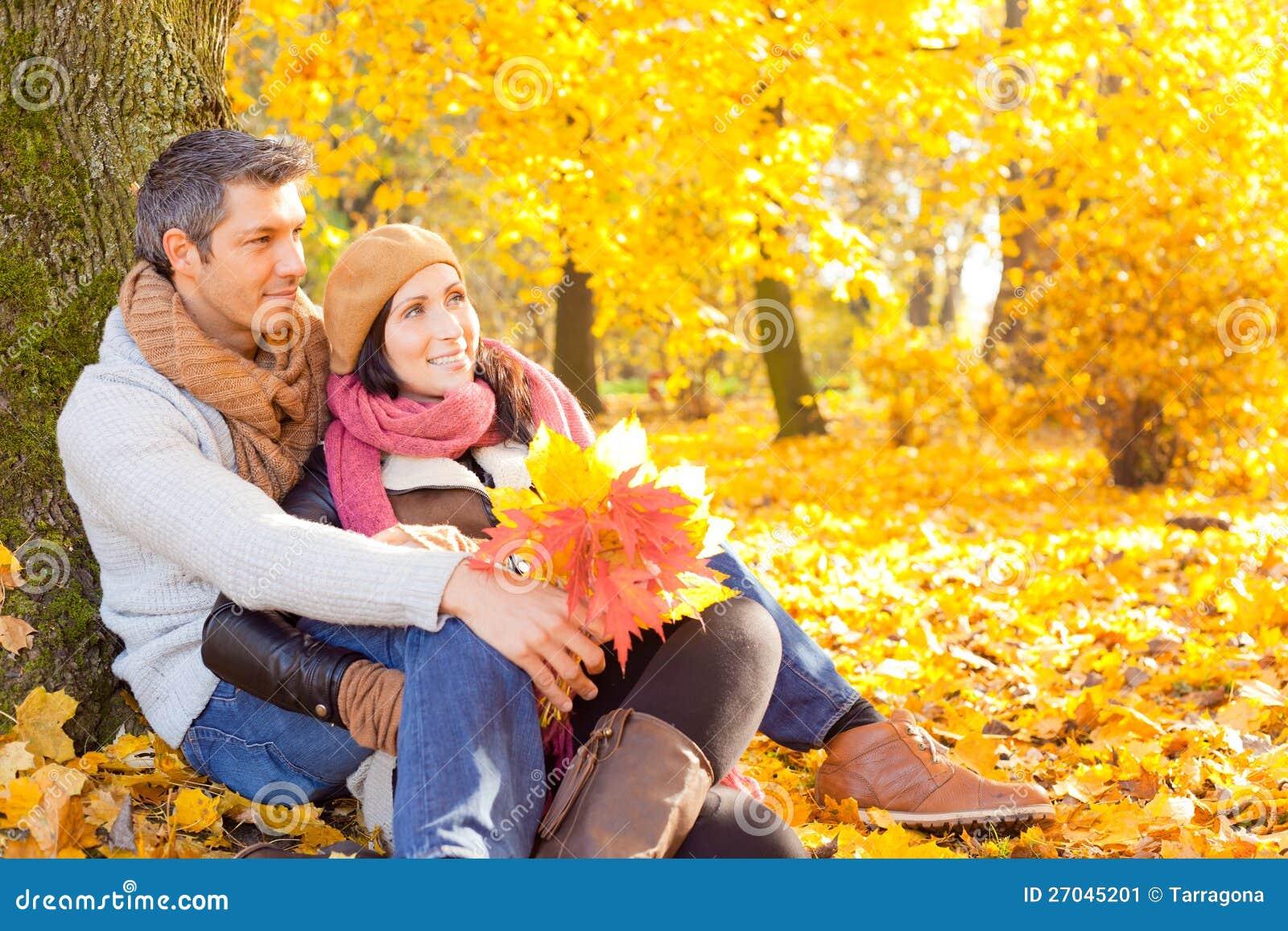 Povos da queda do outono