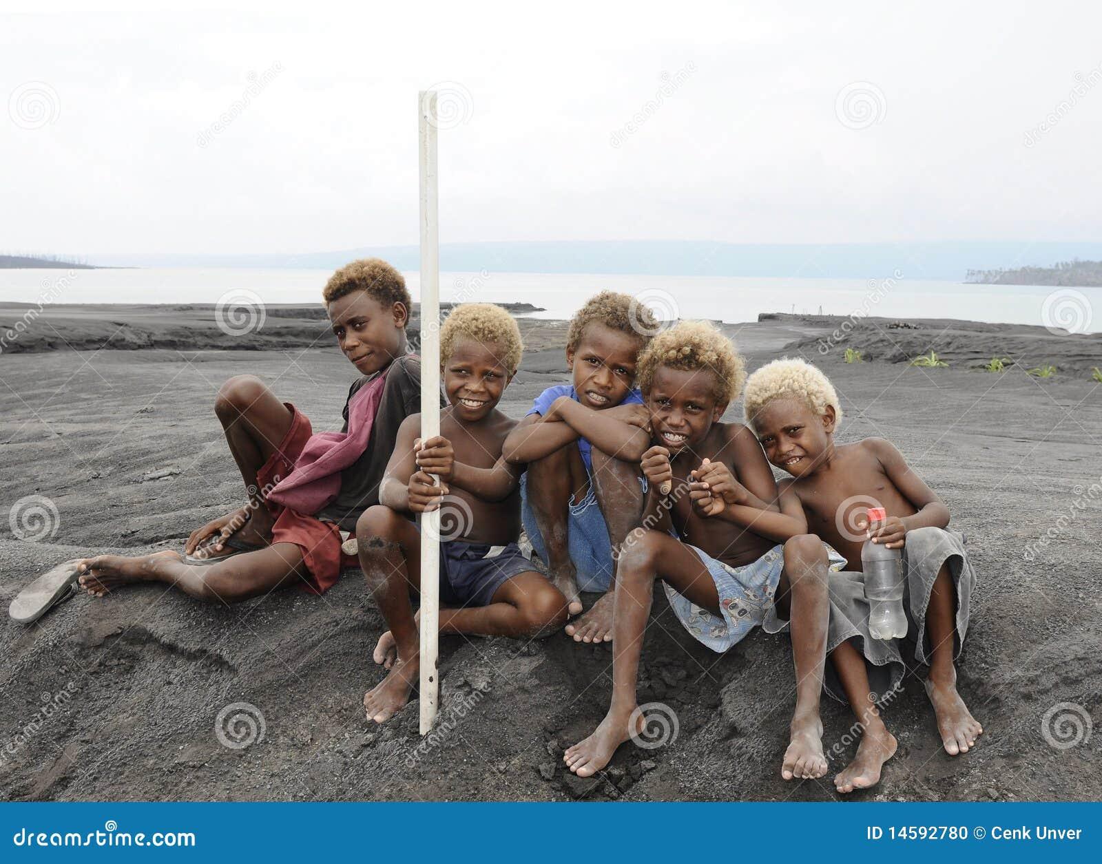 Povos de Papuá-Nova Guiné