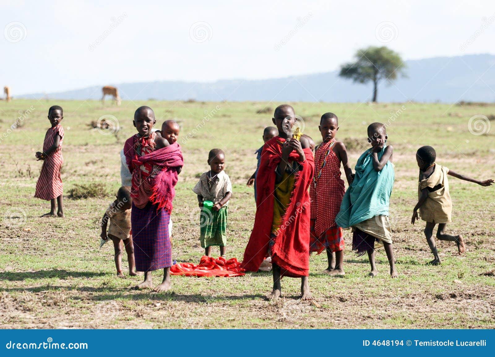 Povos do Masai