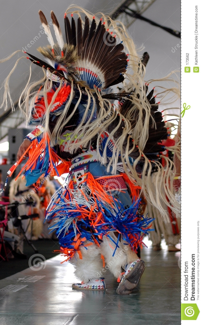 Pow Wow Dancer 2